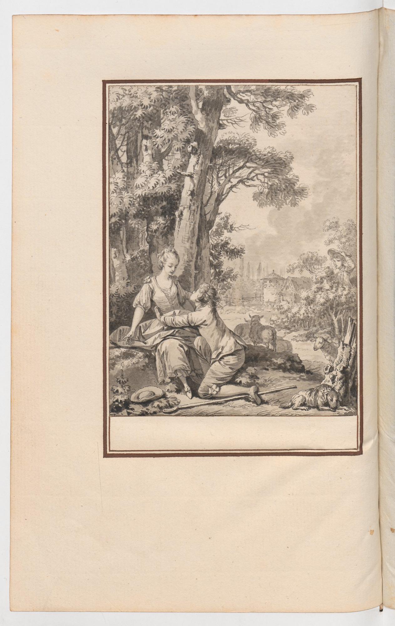 S.3.06 L'heureuse plainte, Chantilly, Image