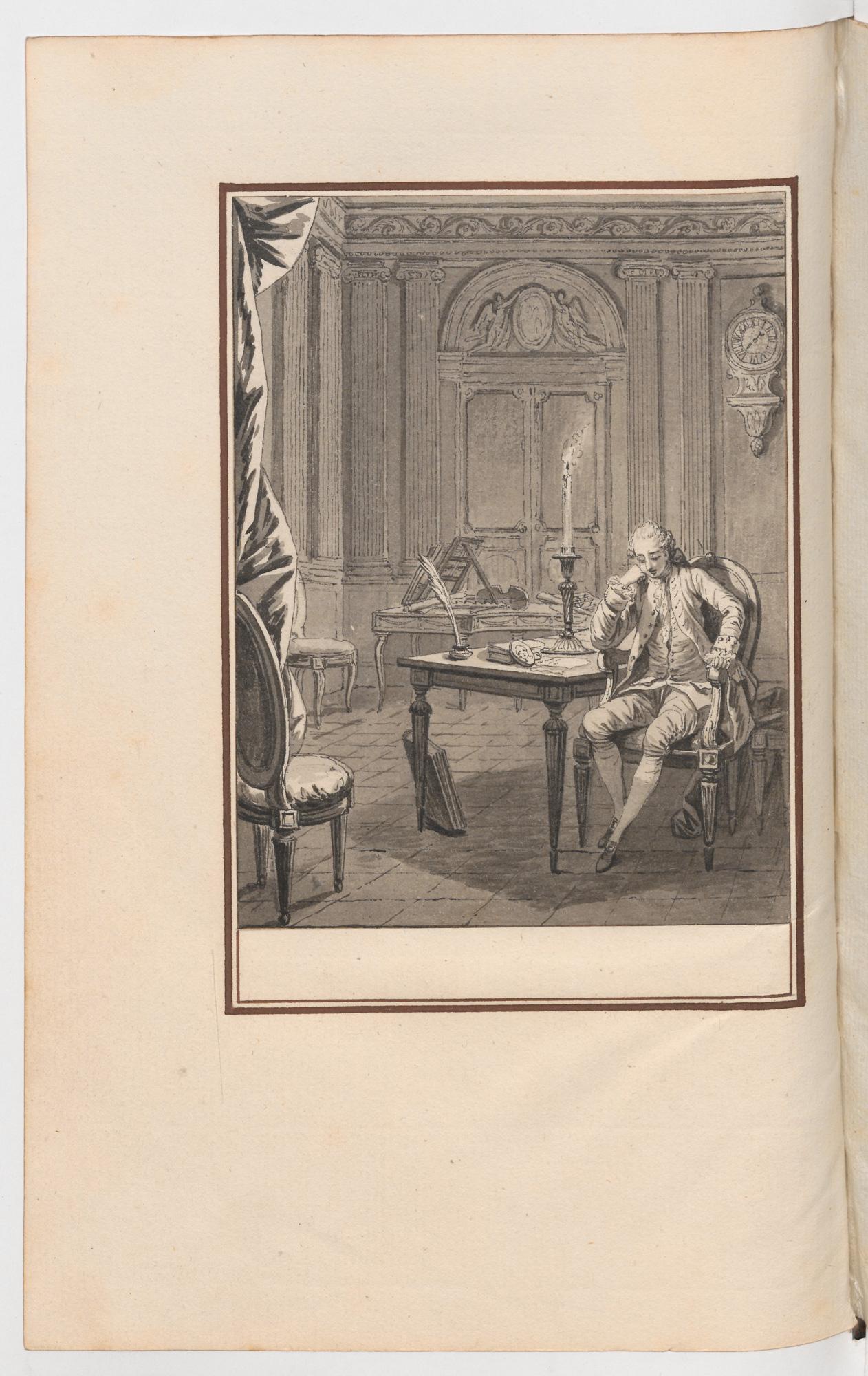 S.3.07 Le recuëillement, Chantilly, Image