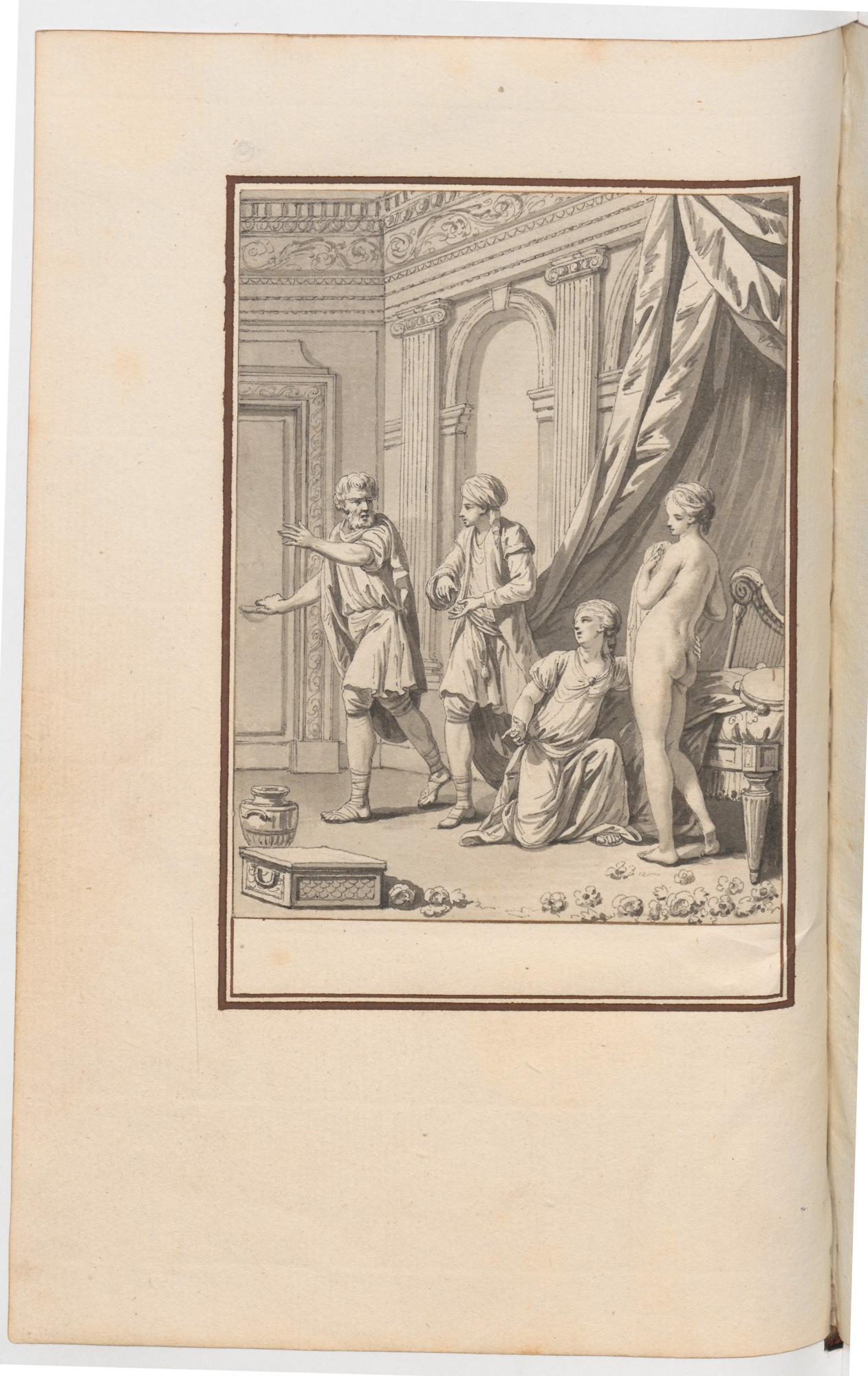 S.3.09 L'avare et la jeune esclave, Chantilly, Image