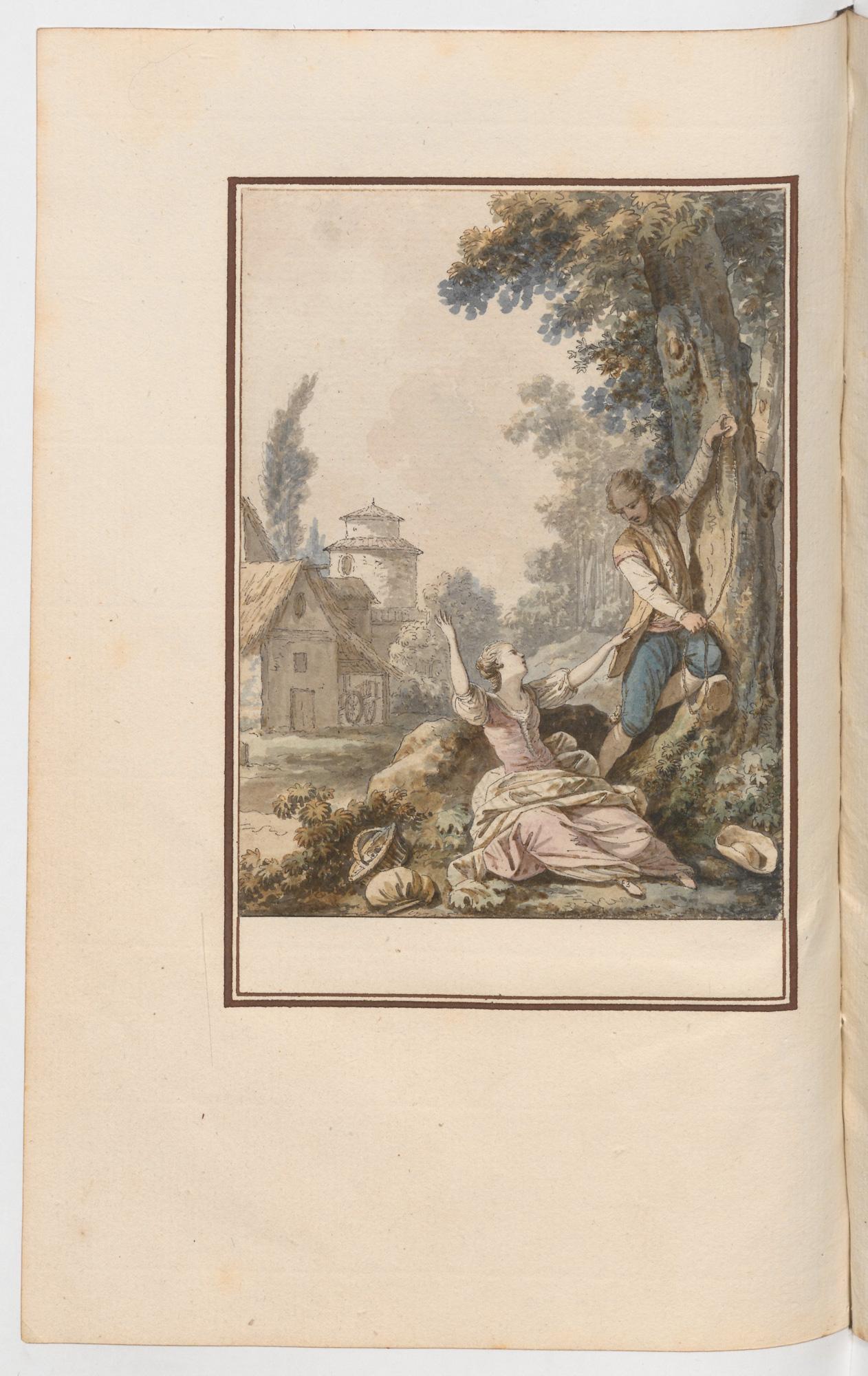 S.3.10 L'heureuse menace, Chantilly, Image