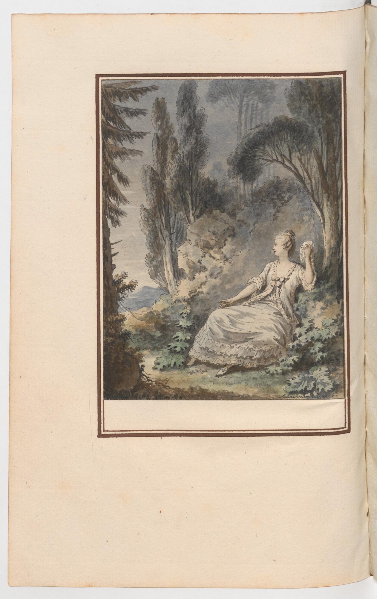 S.3.11 L'obscurité desirée, Chantilly, Image