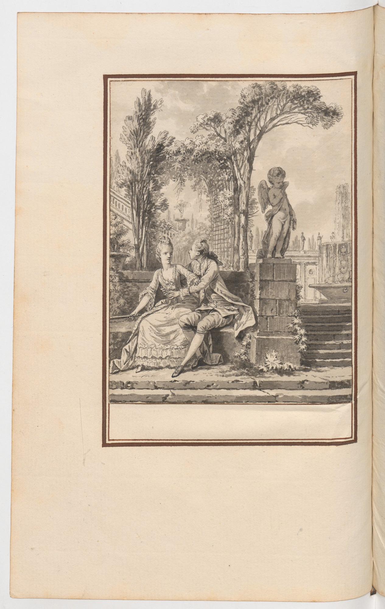 S.3.14 La valeur d'un baiser, Chantilly, Image