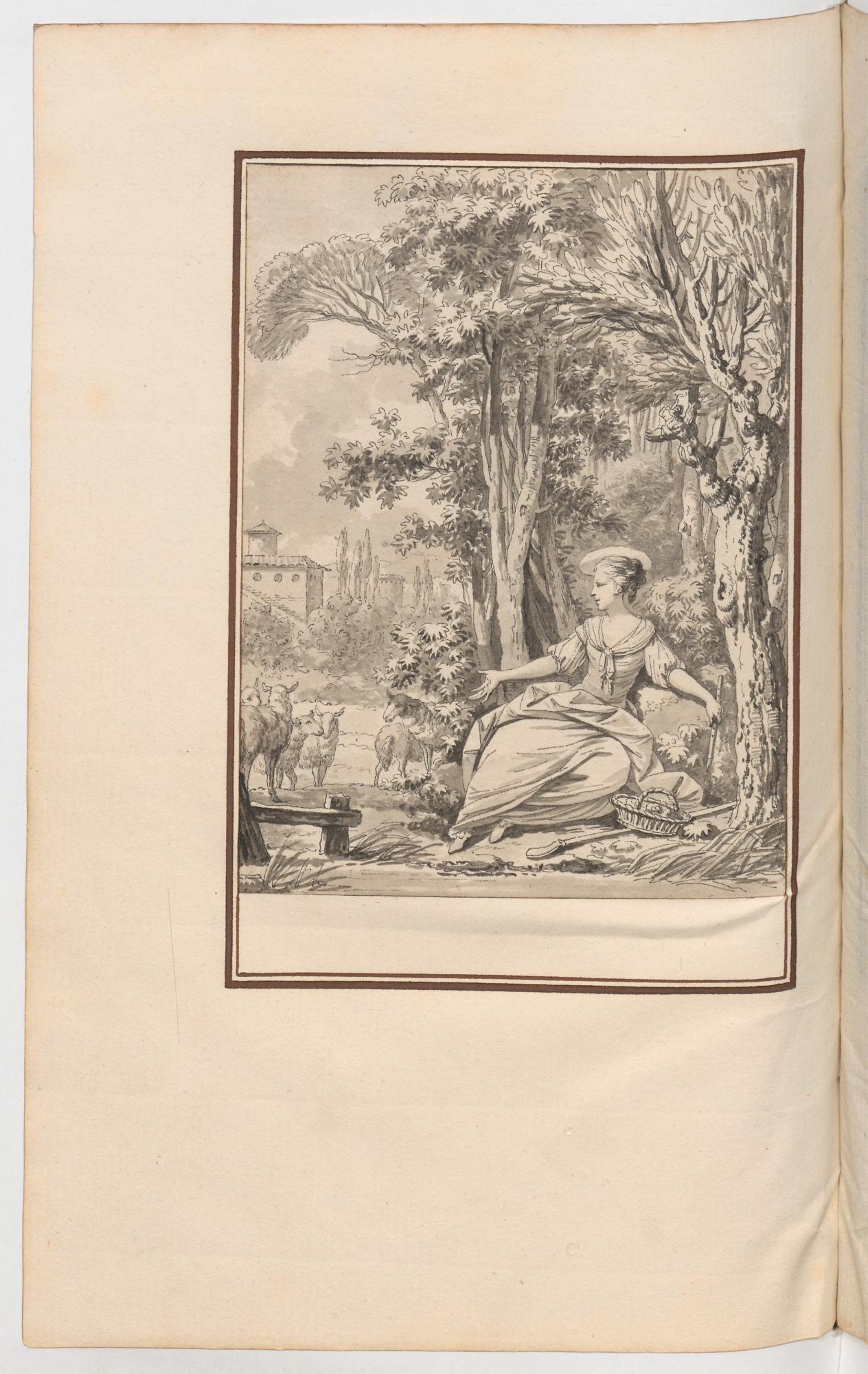 S.3.18 La douleur de l'absence, Chantilly, Image