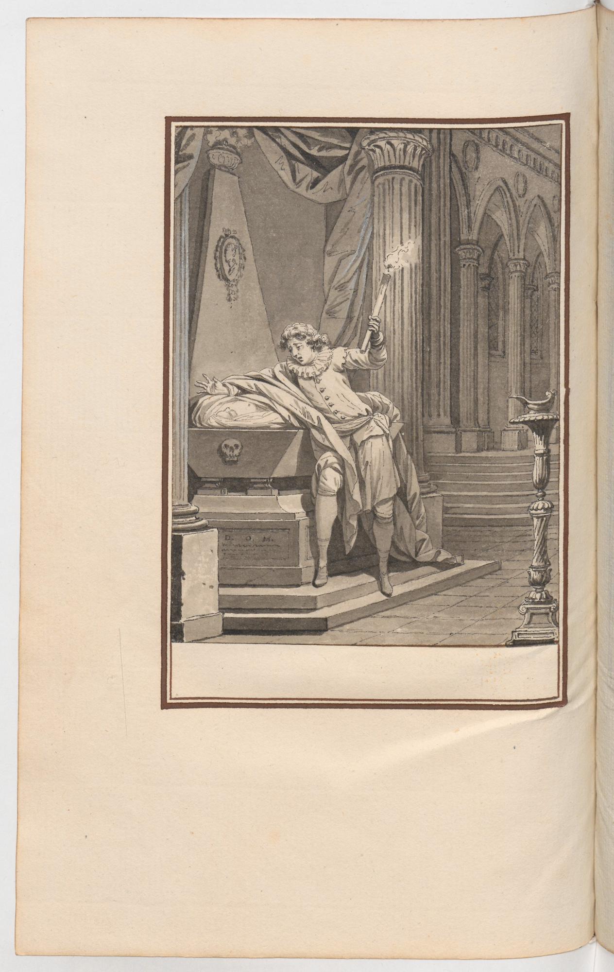 S.3.19 Regrets de Petrarque, Chantilly, Image