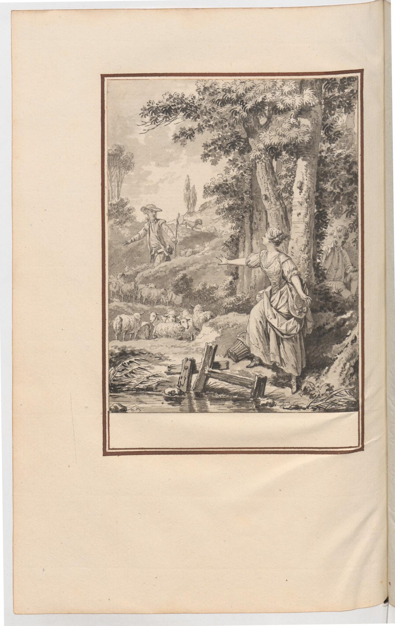 S.3.23 Le soupçon injuste, Chantilly, Image