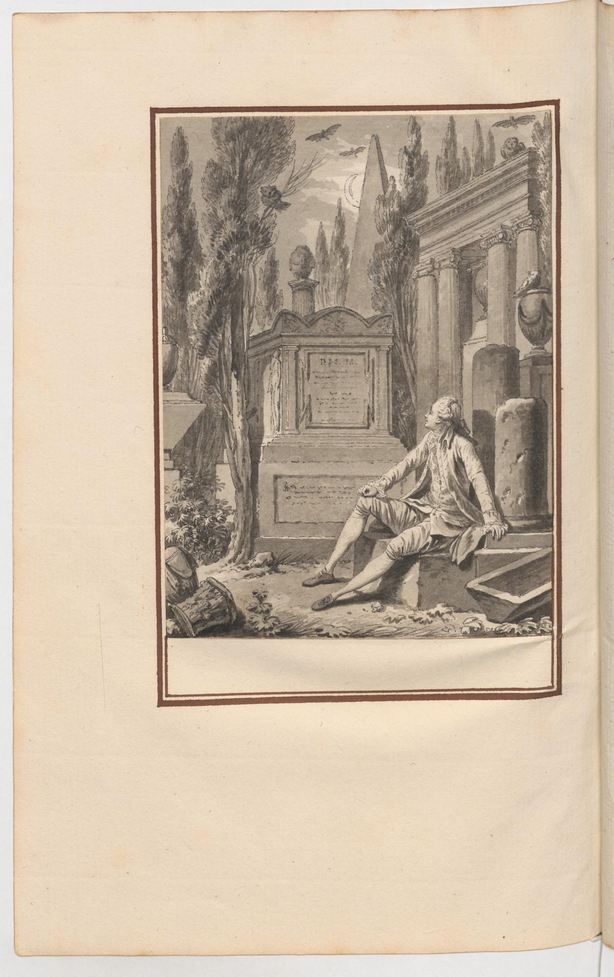 S.3.25 Le melancolique, Chantilly, Image