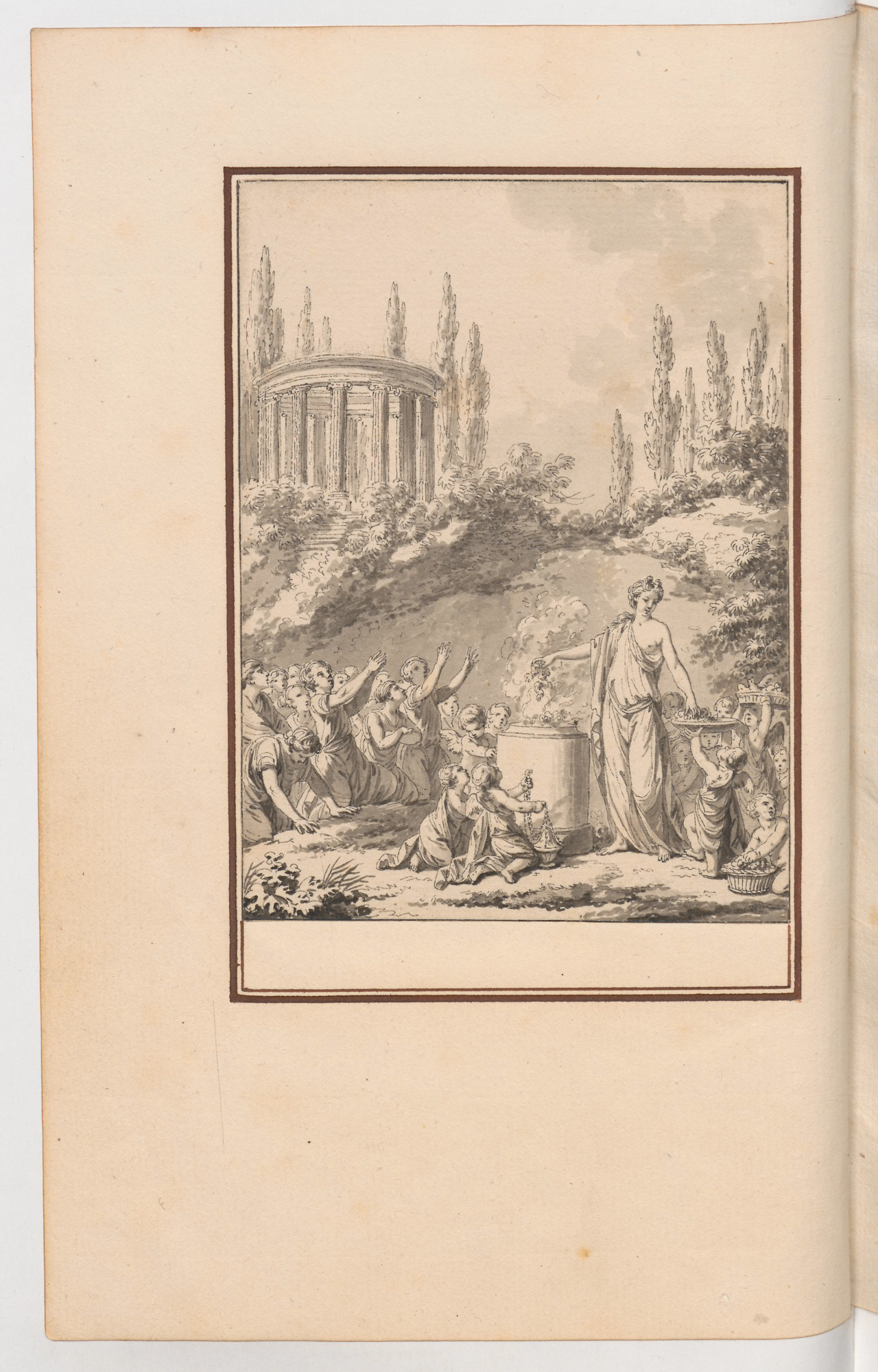 S.4.01 La chapelle de Vénus, Chantilly, Image