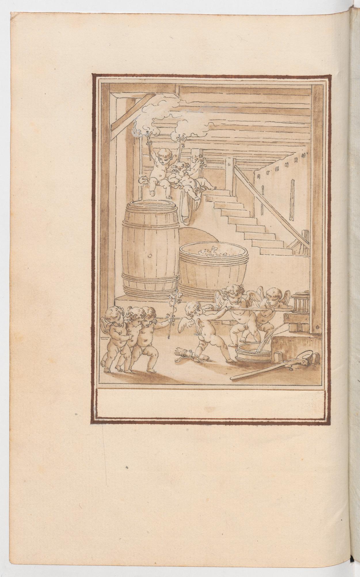 S.4.03 Les vendanges de Cythere, Chantilly, Image