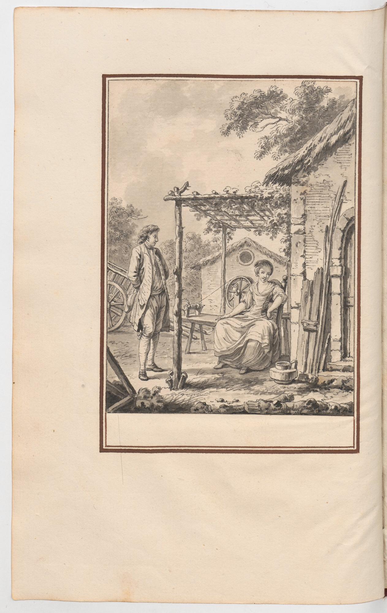 S.4.04 L' heureux maladroit, Chantilly, Image
