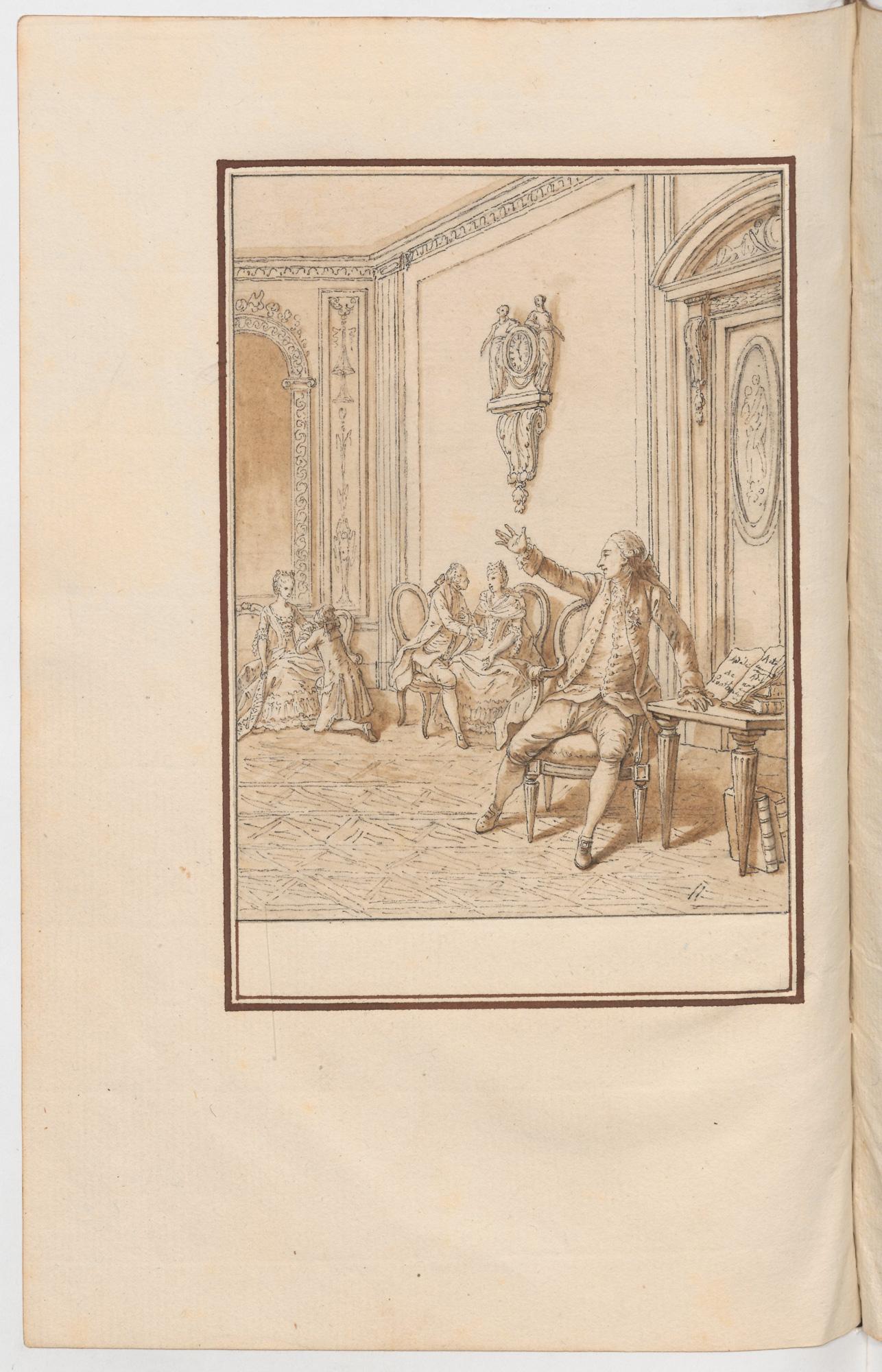 S.4.09 Le mort vivant, Chantilly, Image
