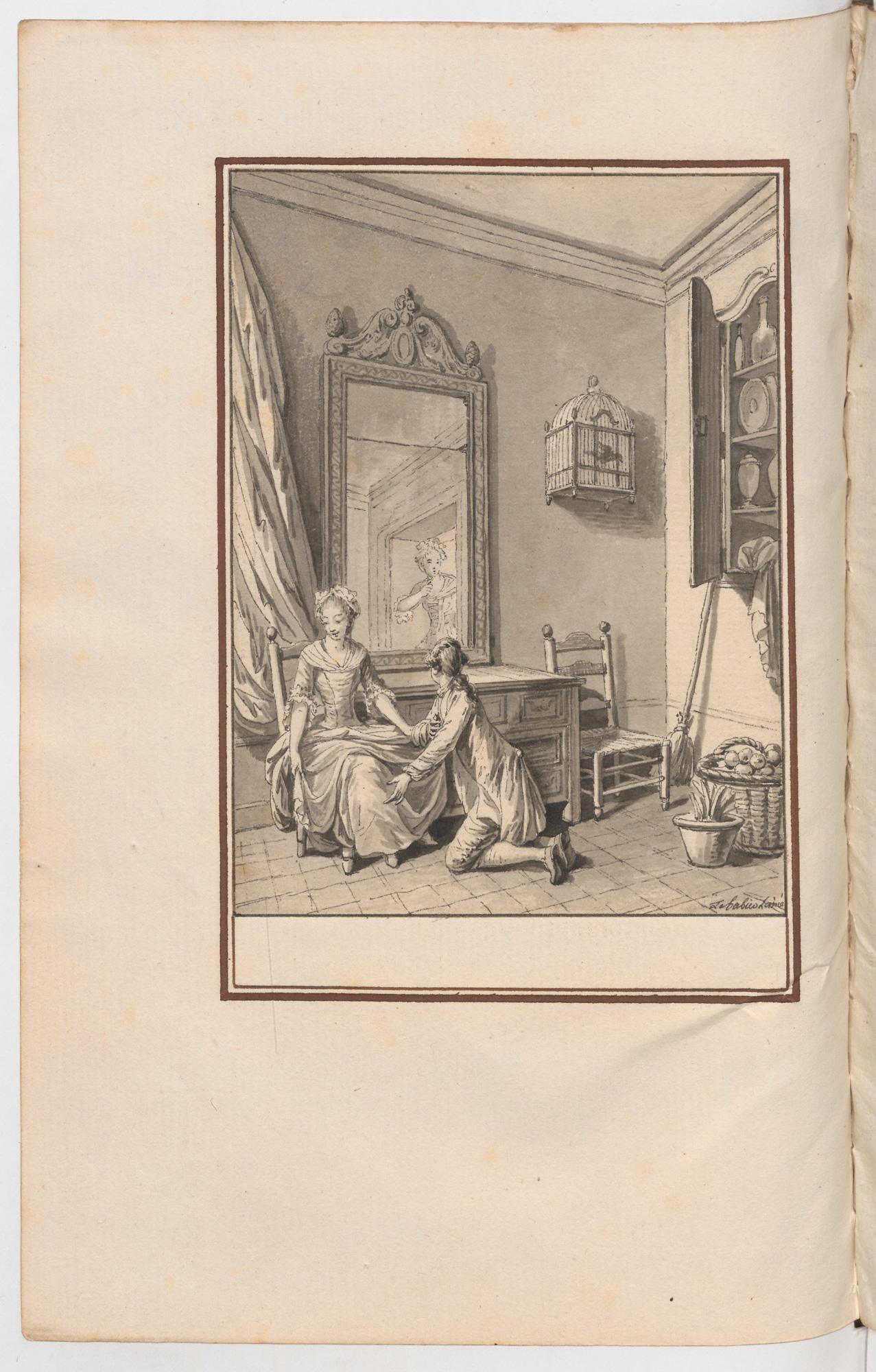 S.4.10 Les effets du bonheur, Chantilly, Image
