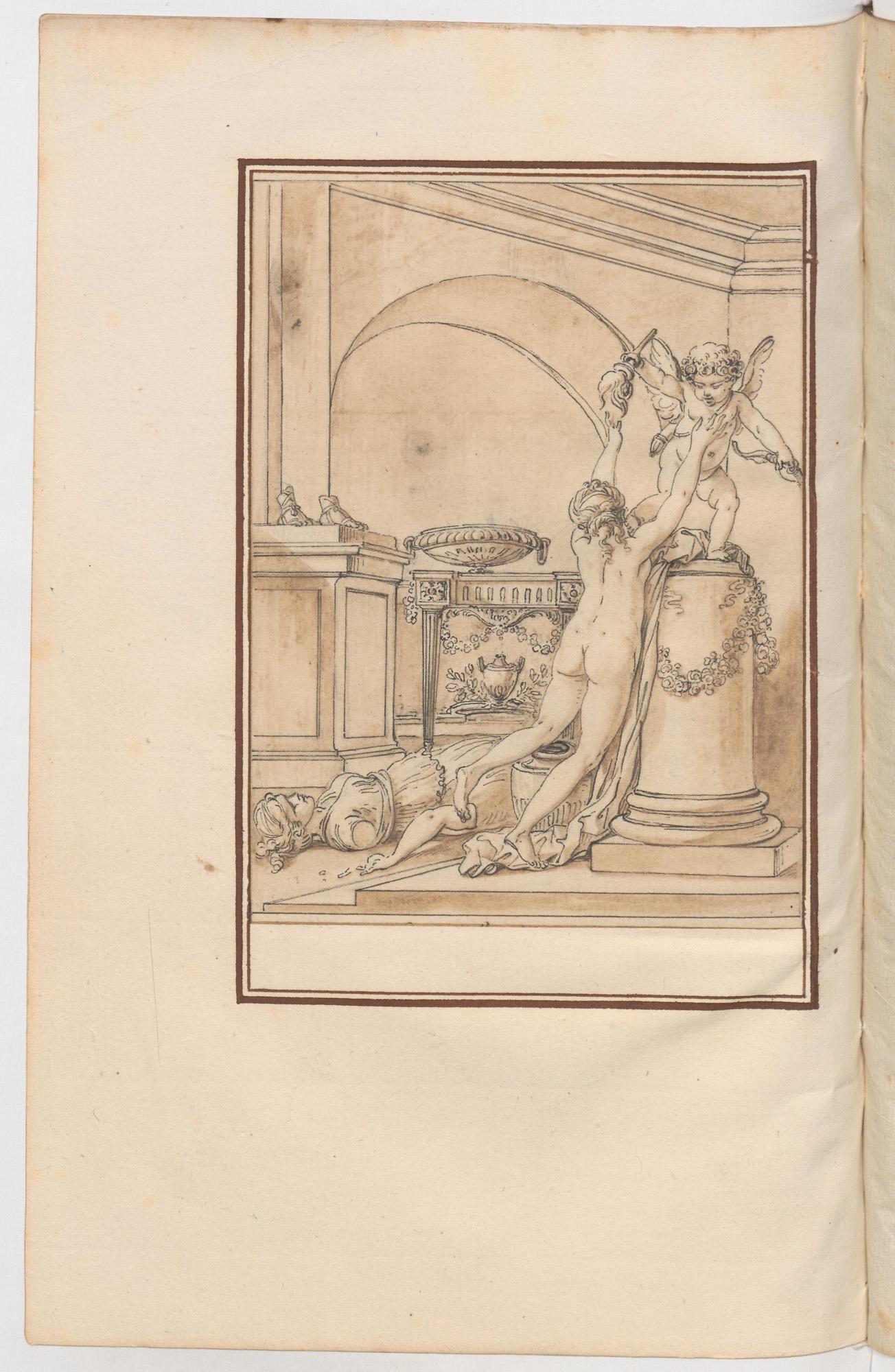 S.4.18 L'amour vain queur de la raison, Chantilly, Image