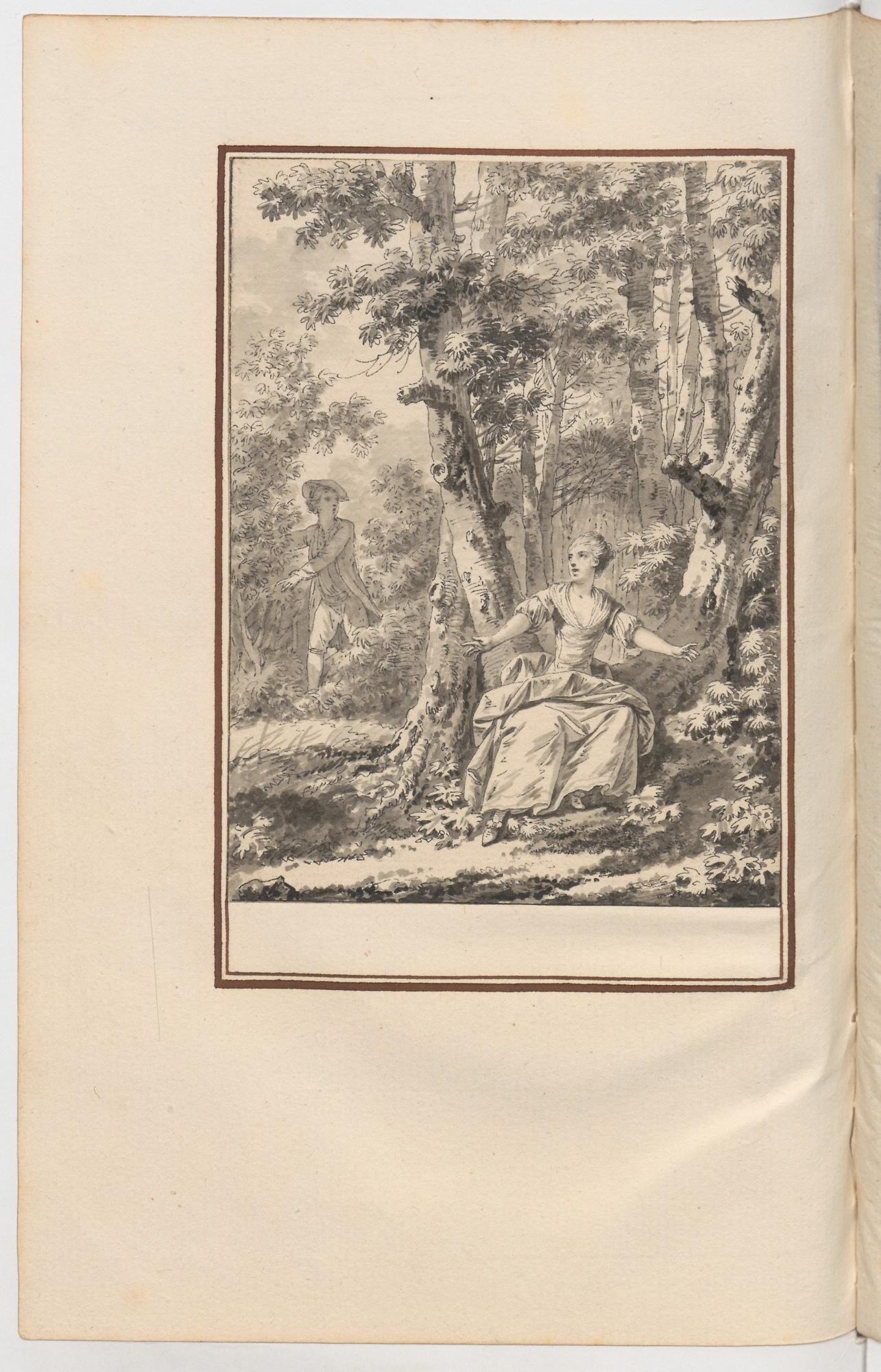 S.4.22 La resolution inutile, Chantilly, Image