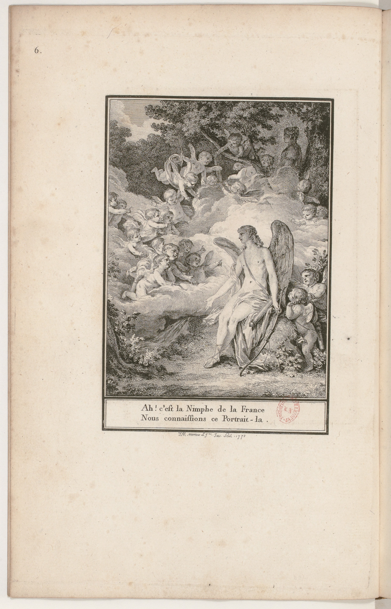 S.1.01 Le portrait reconnu,1772, Image