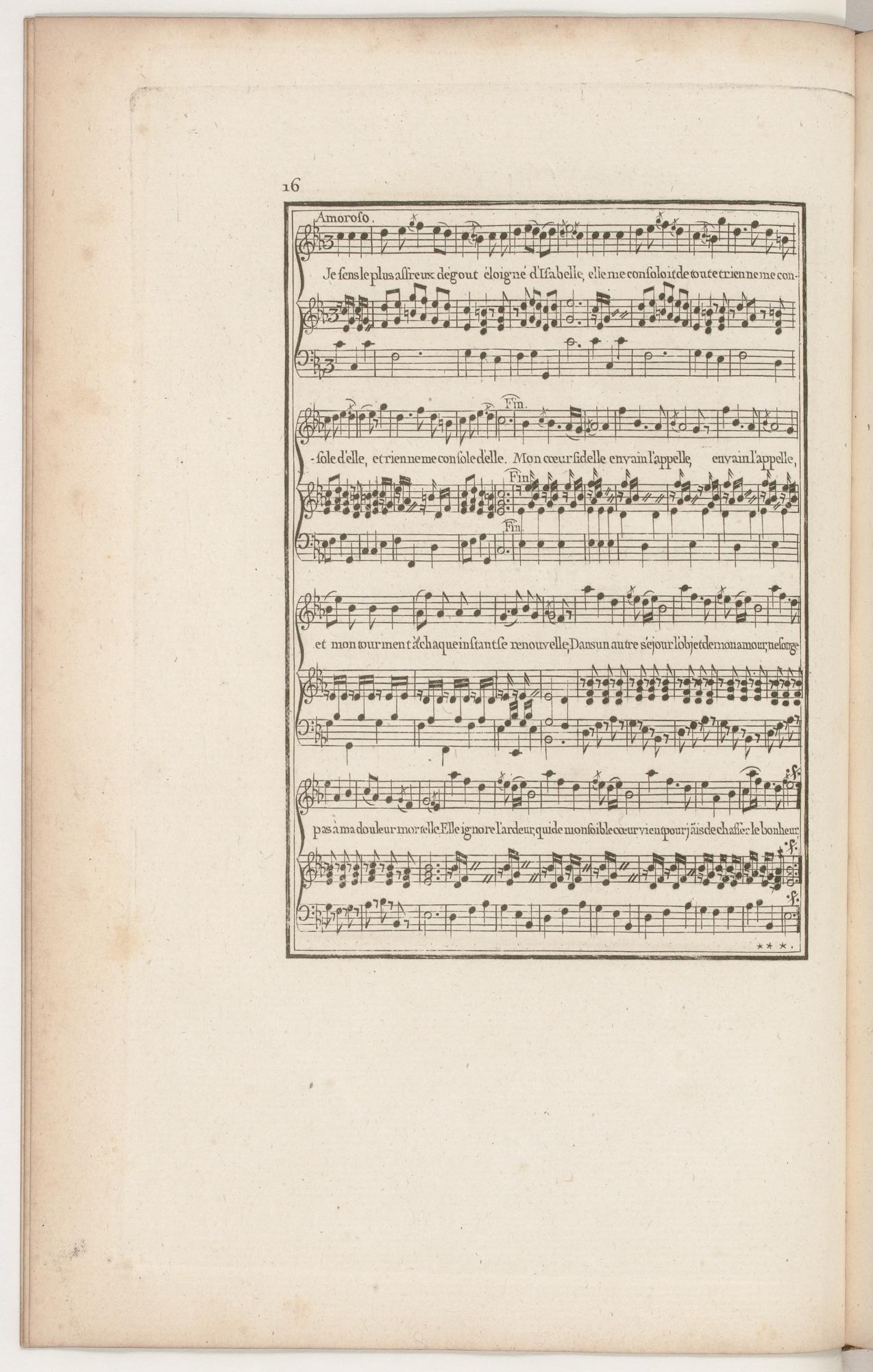 S.1.02 Les amours de Glicere et d'Alexis Notation
