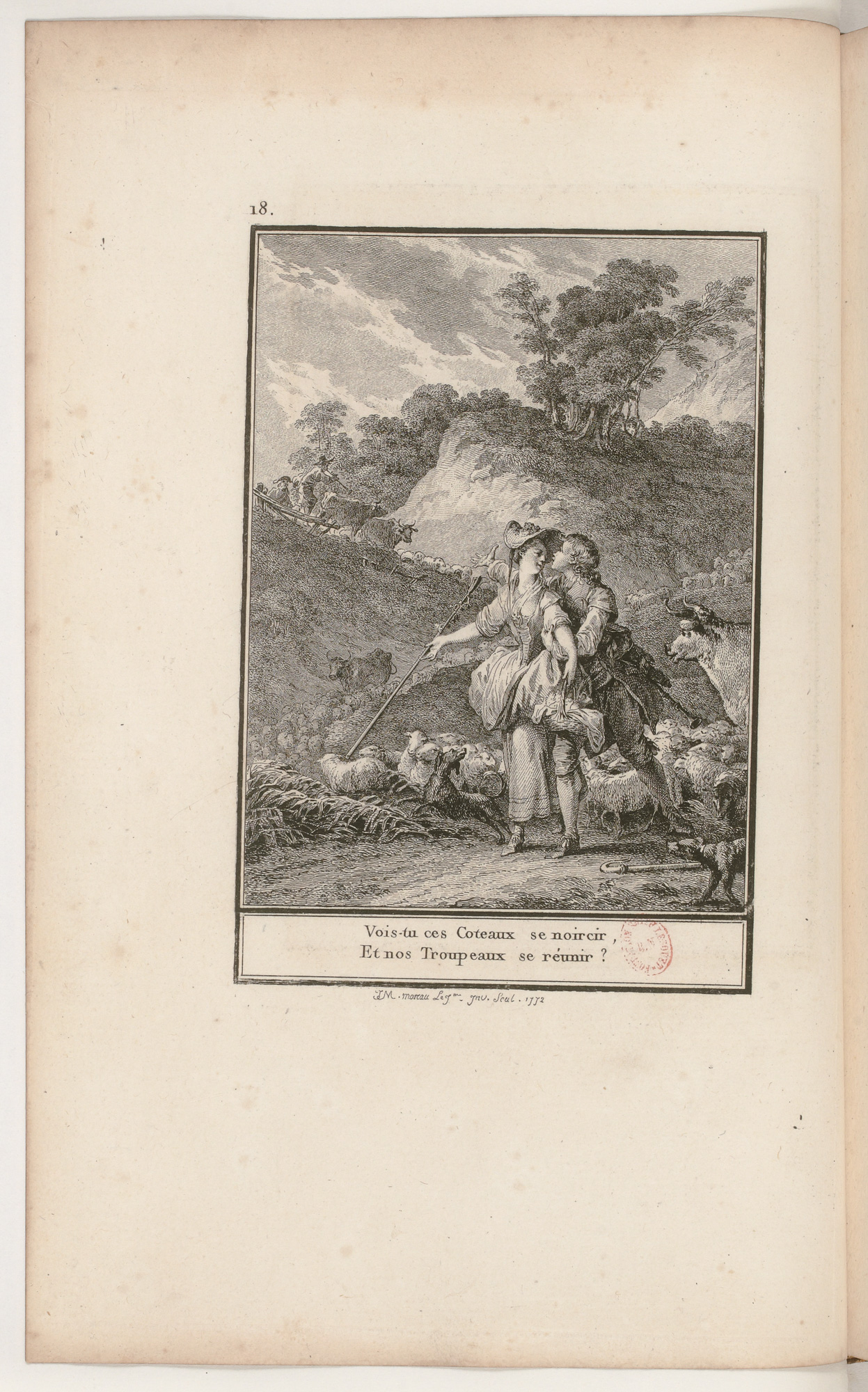 S.1.03 Le declin du jour,1772, Image