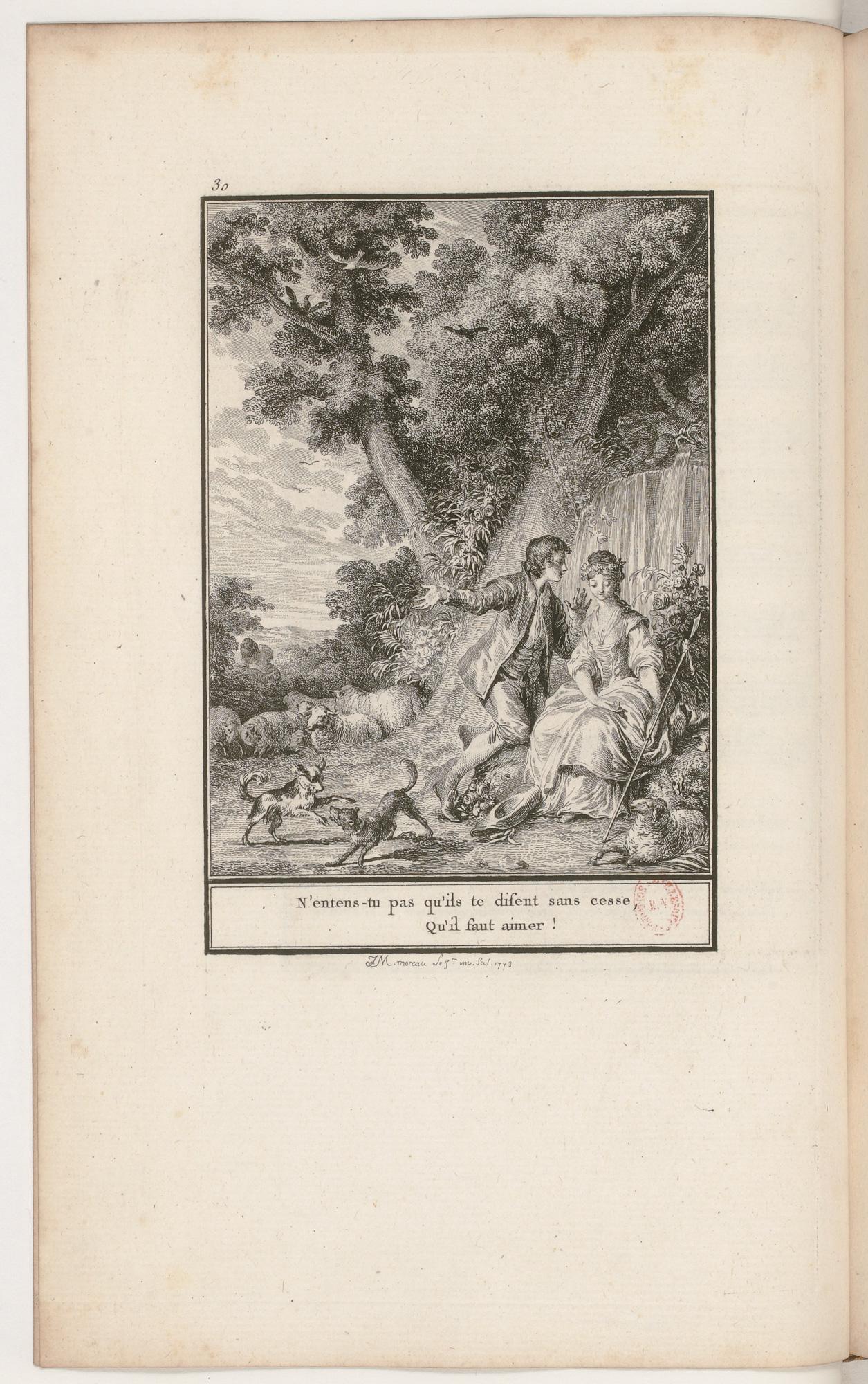 S.1.05 Les plaisirs du printems,1772, Image