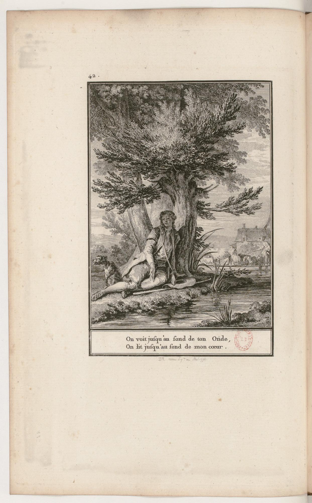 S.1.07 Le ruisseau,1772, Image