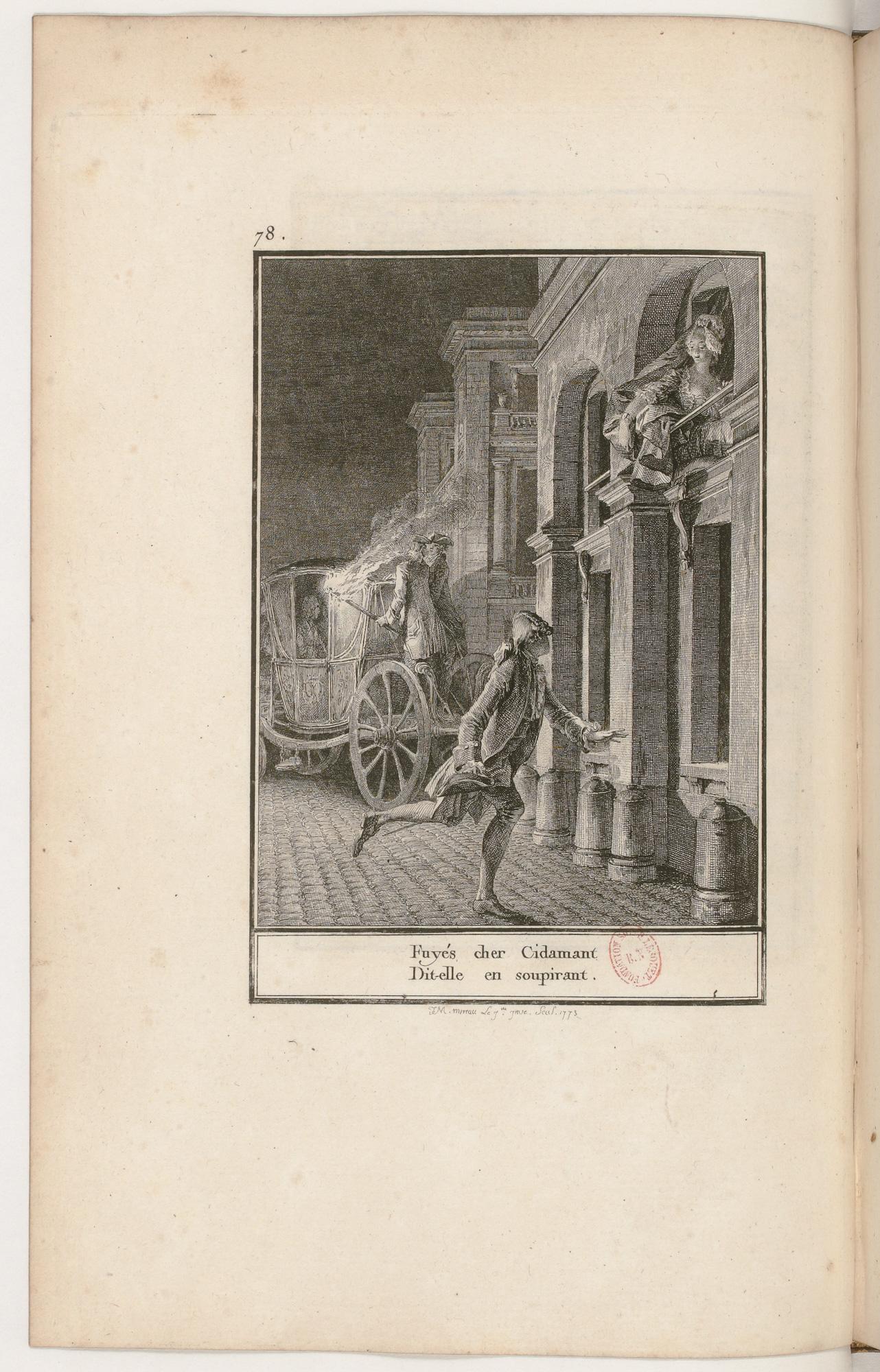 S.1.13 L'heureuse nuit,1772, Image