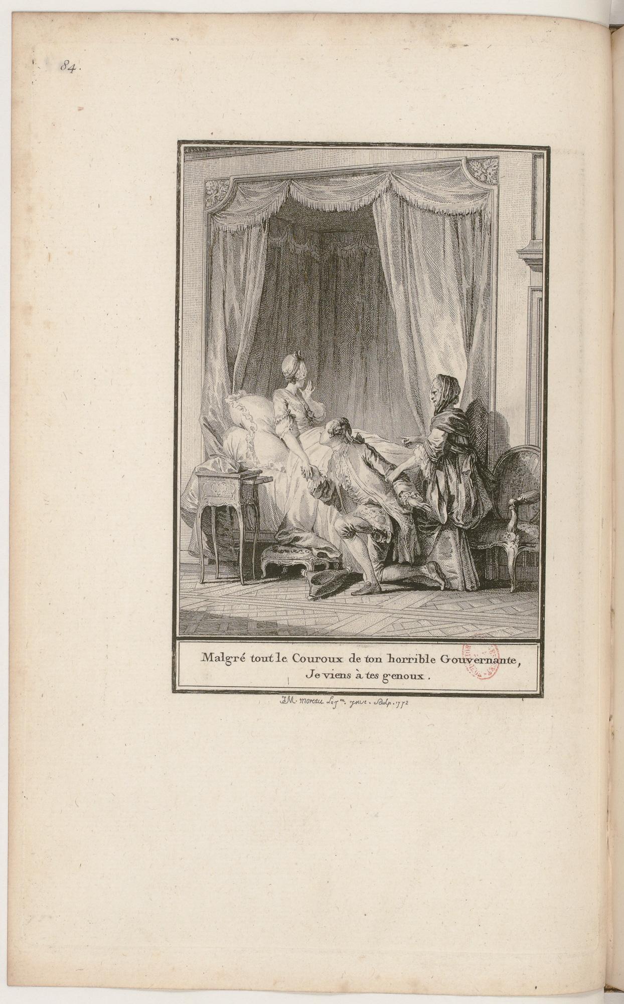 S.1.14 La fille mal gardée,1772, Image