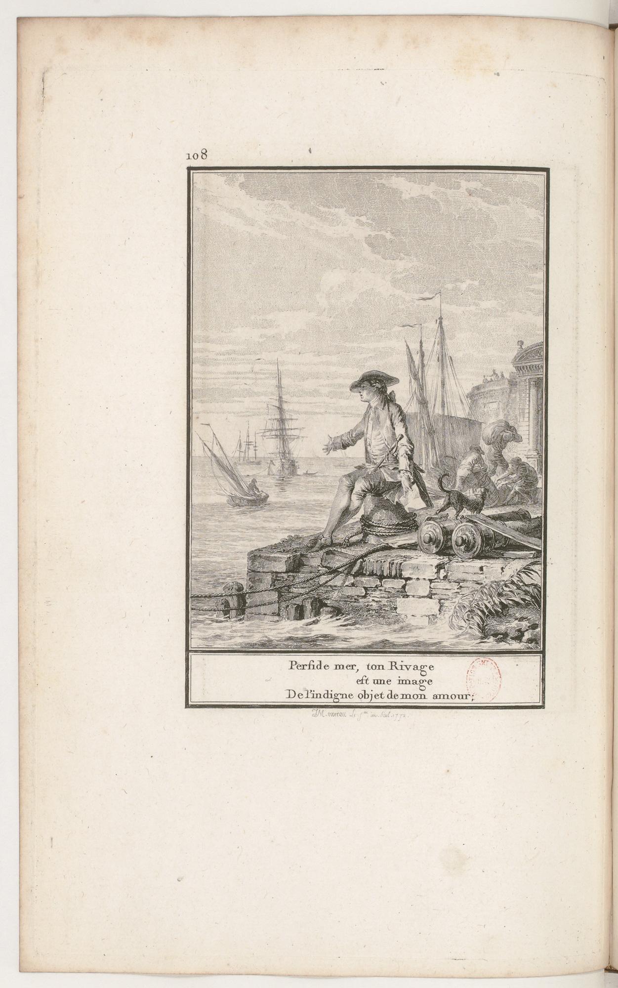 S.1.18 L'amant guéri,1772, Image
