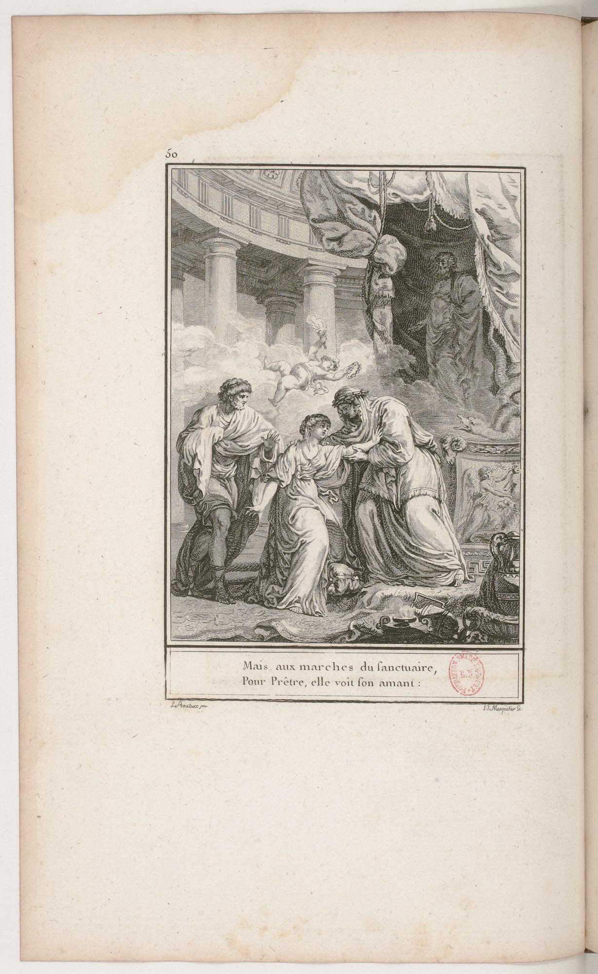S.2.09 Le prêtre d'esculape,1772, Image
