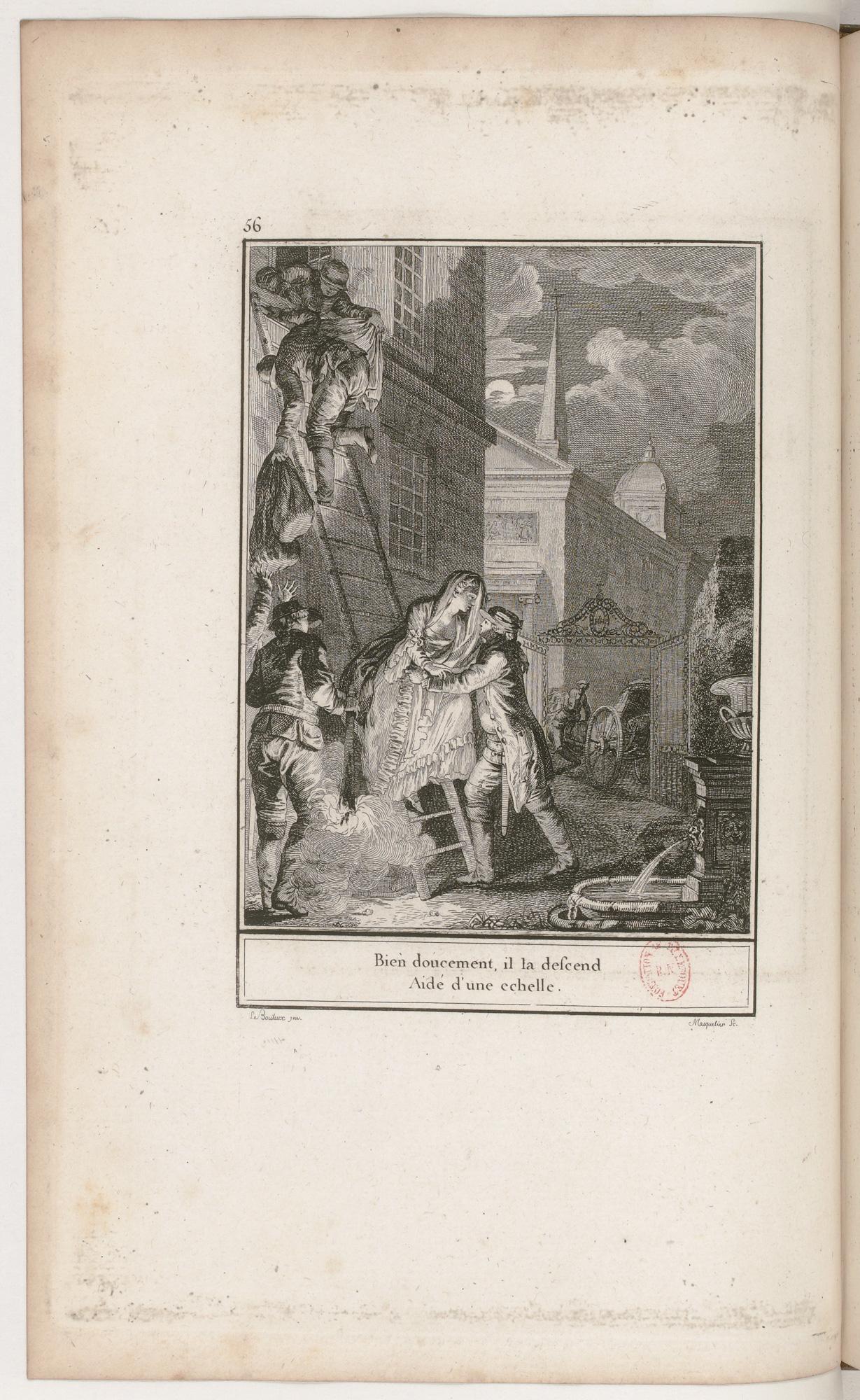 S.2.10 L'enlévement,1772, Image