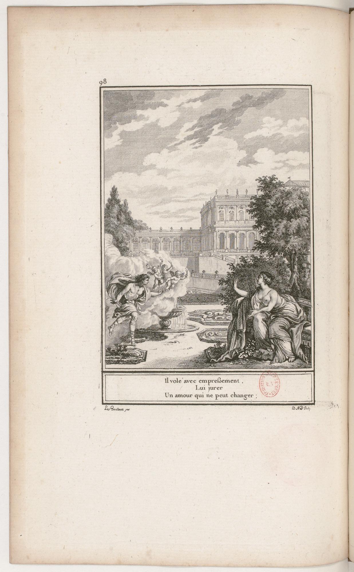 S.2.17 Le premier soupir de l'amour,1772, Image