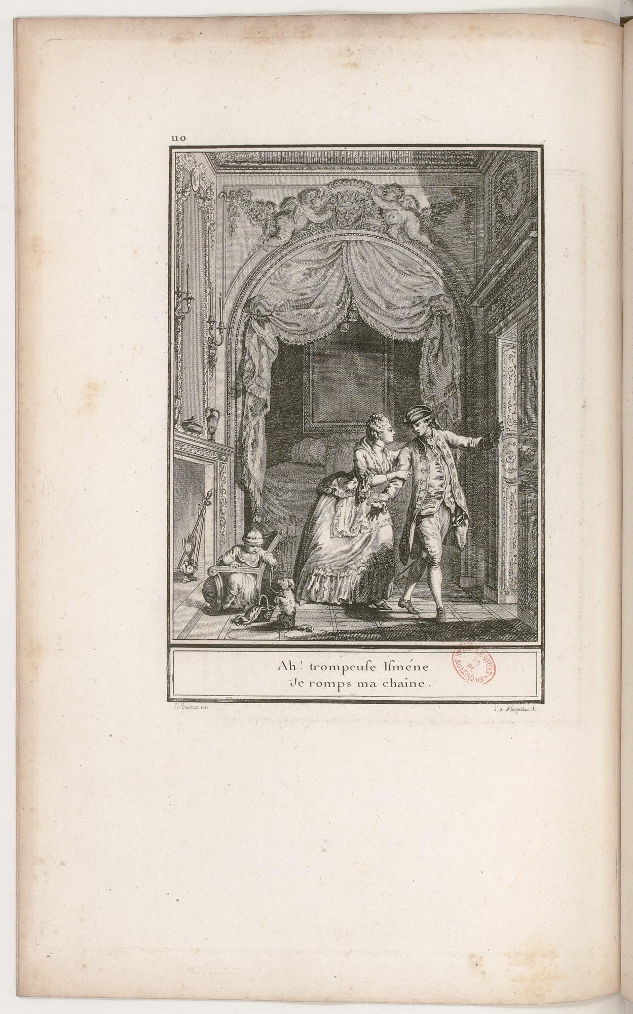 S.2.19 La rupture,1772, Image