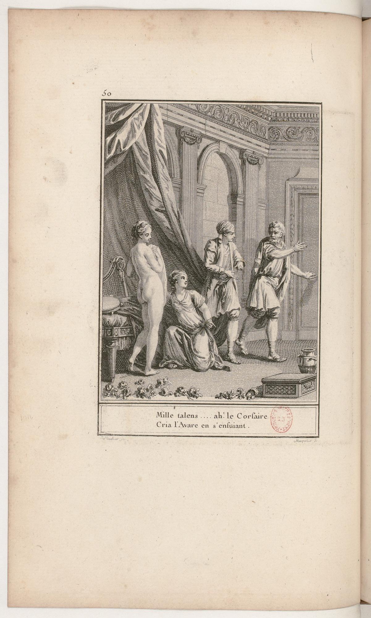S.3.09 L'avare et la jeune esclave,1772, Image