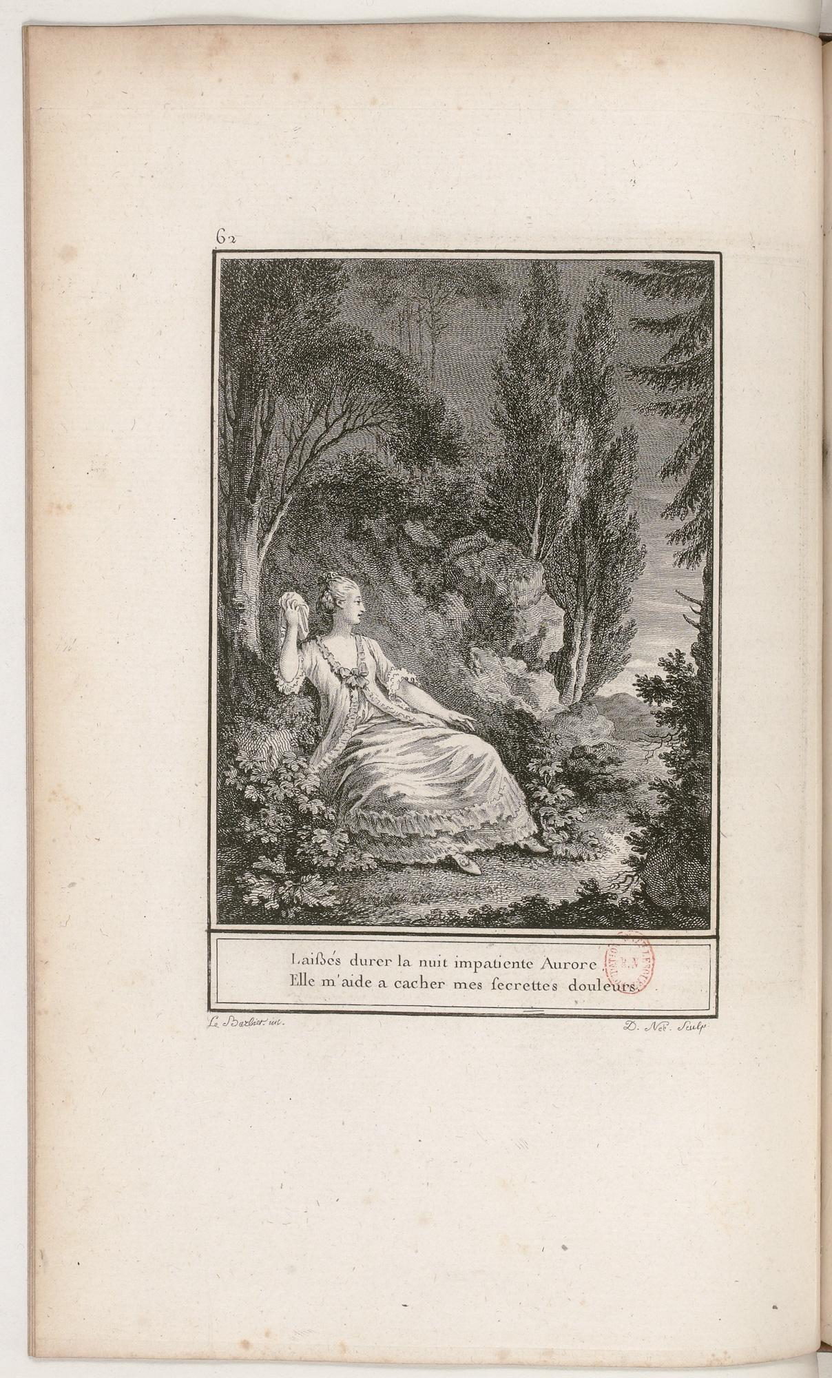 S.3.11 L'obscurité desirée,1772, Image