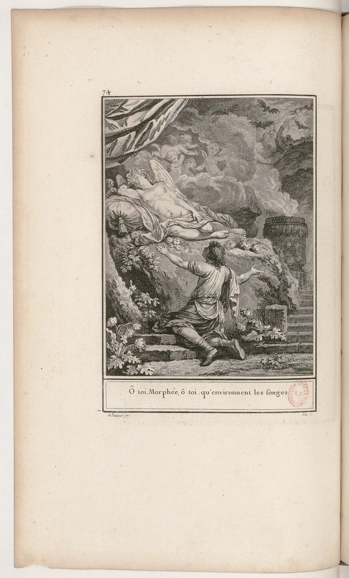 S.3.13 Priere a morphée,1772, Image
