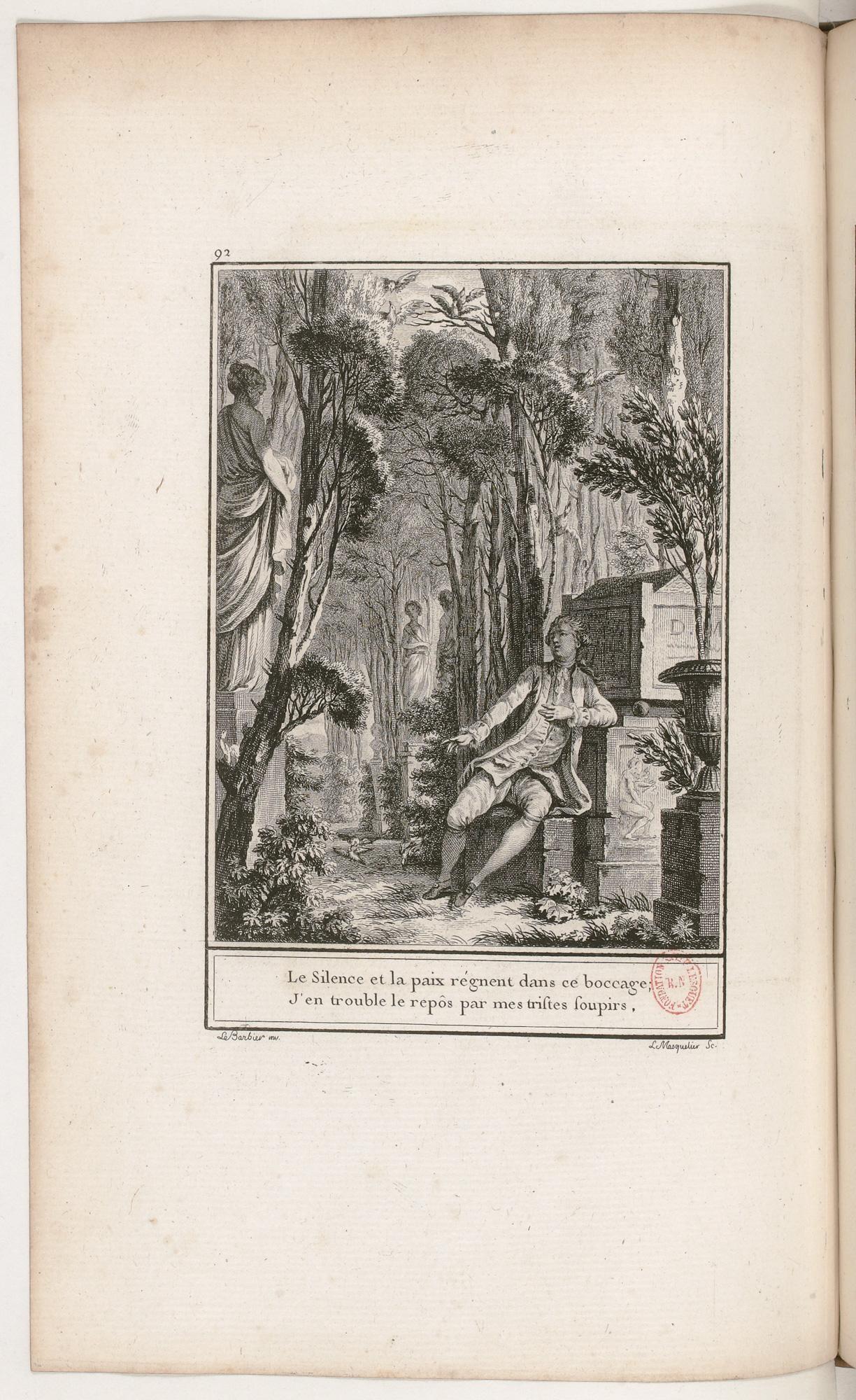 S.3.16 Le berger amoureux, 1772, Image