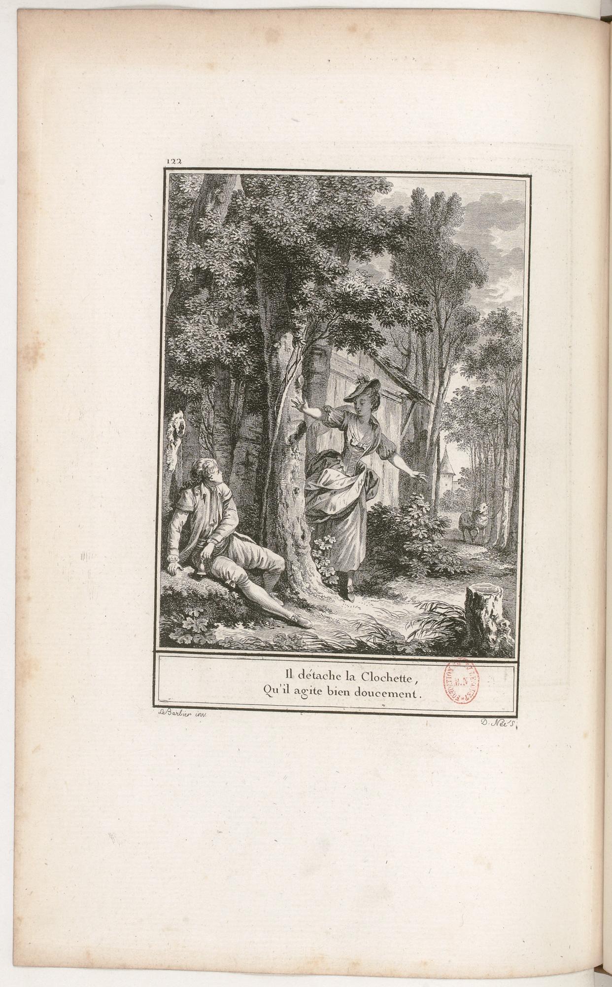 S.3.21 La clochette, 1772, Image