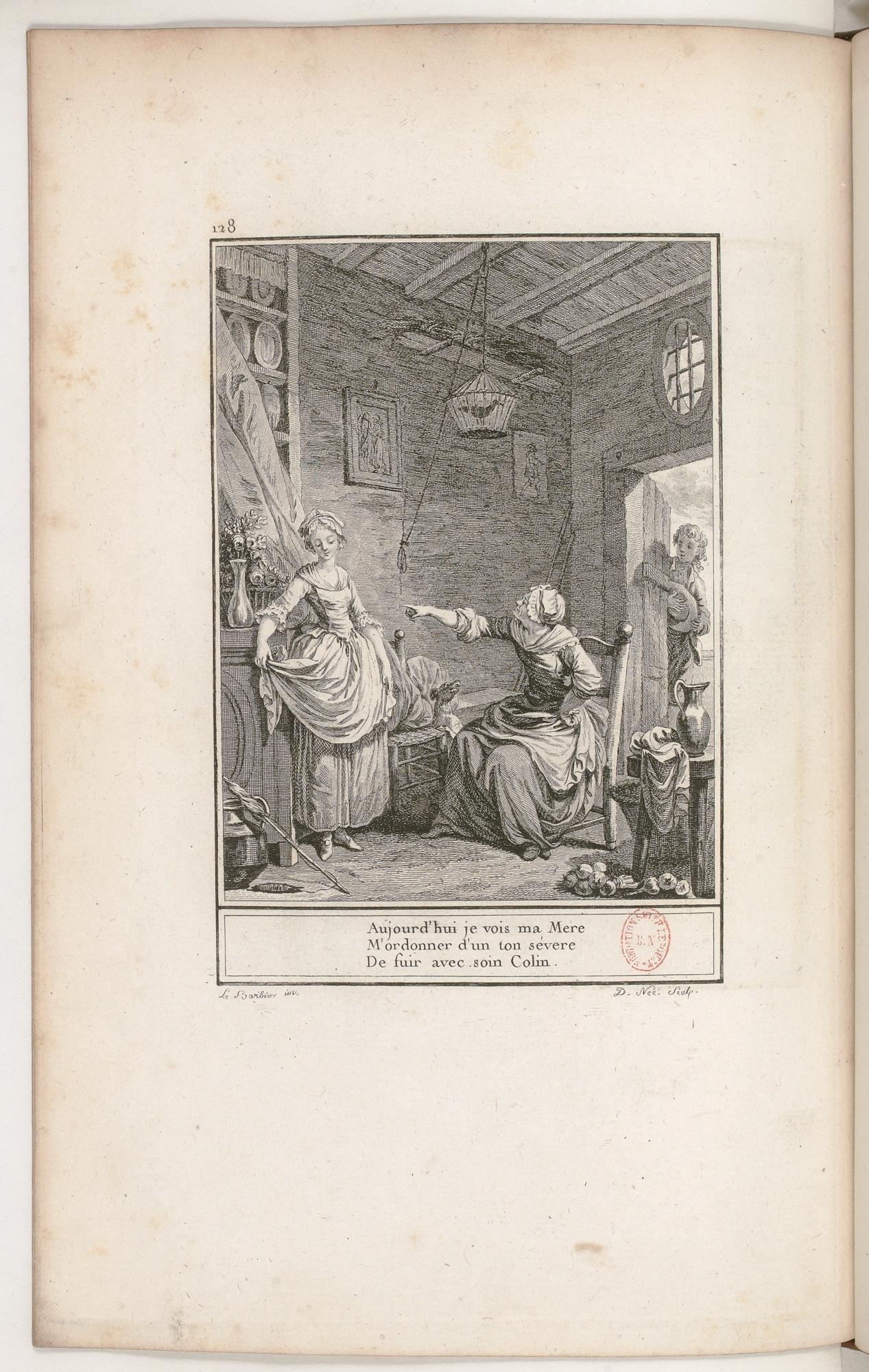 S.3.22 La deffense inutile,1772, Image