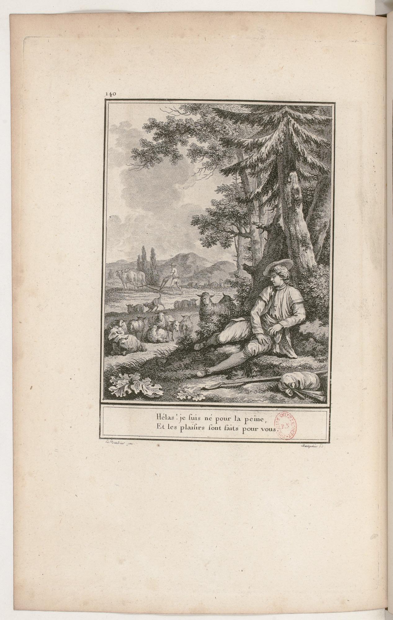 S.3.24 Le berger mécontent, 1772, Image