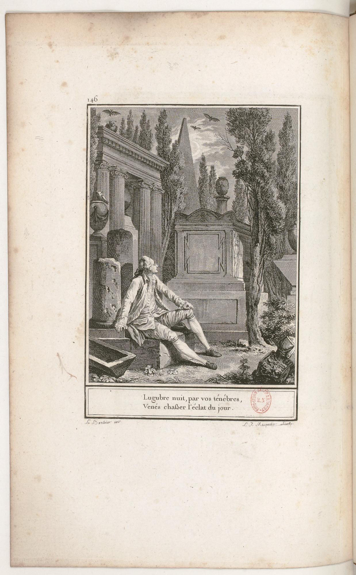 S.3.25 Le melancolique, 1772, Image
