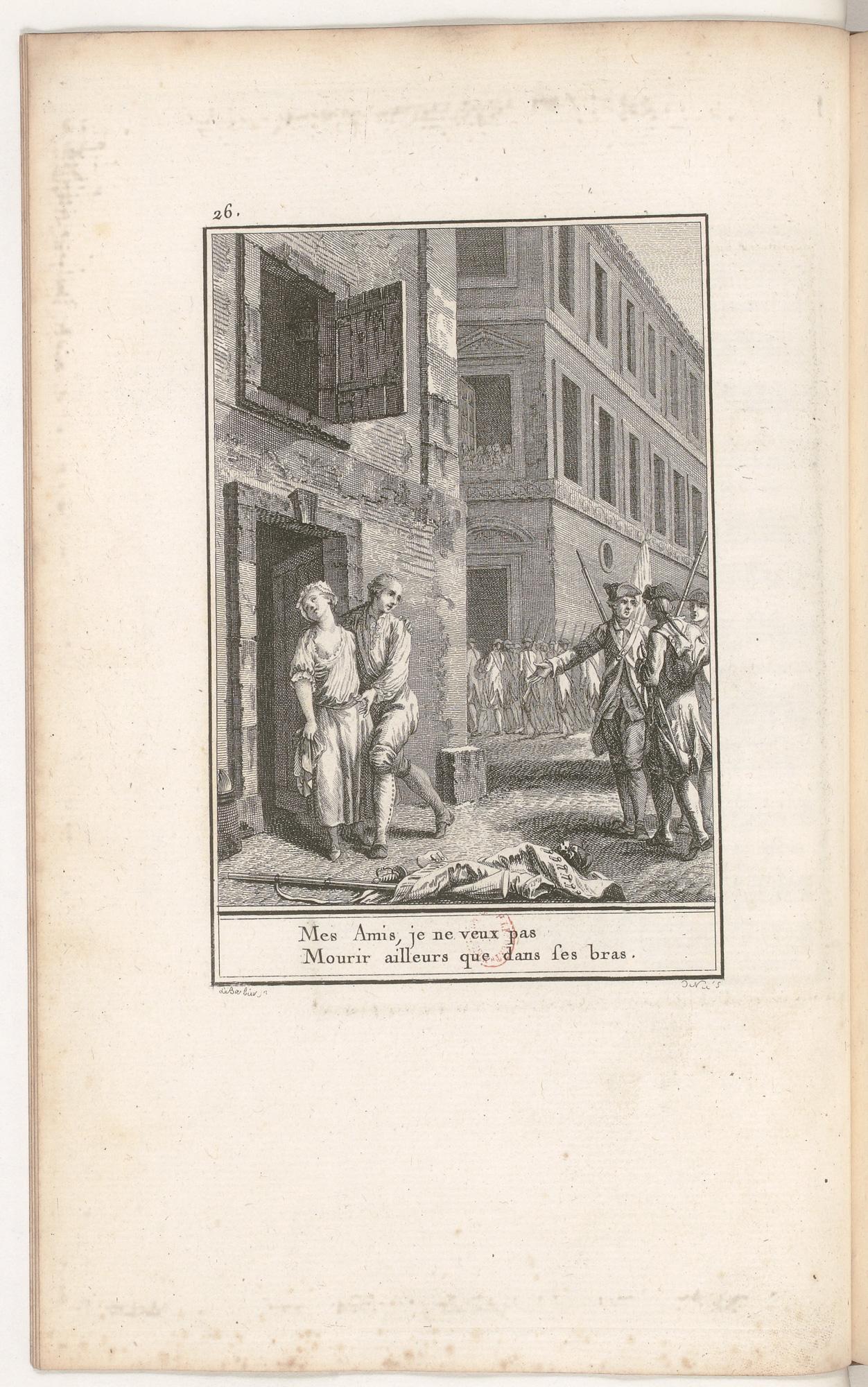 S.4.05 Le désespoir amoureux, 1772, Image