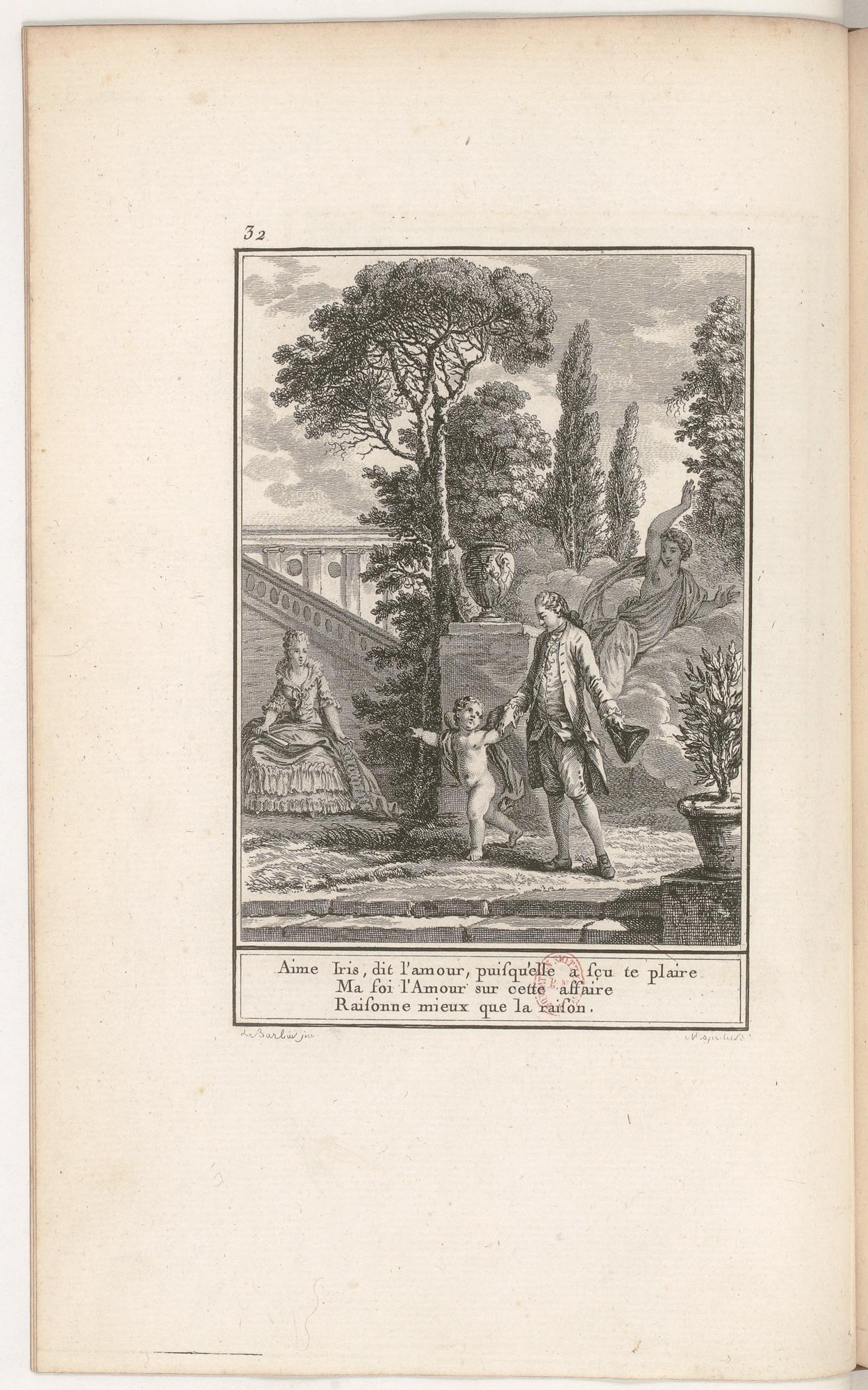 S.4.06 La raison deraisonable, 1772, Image