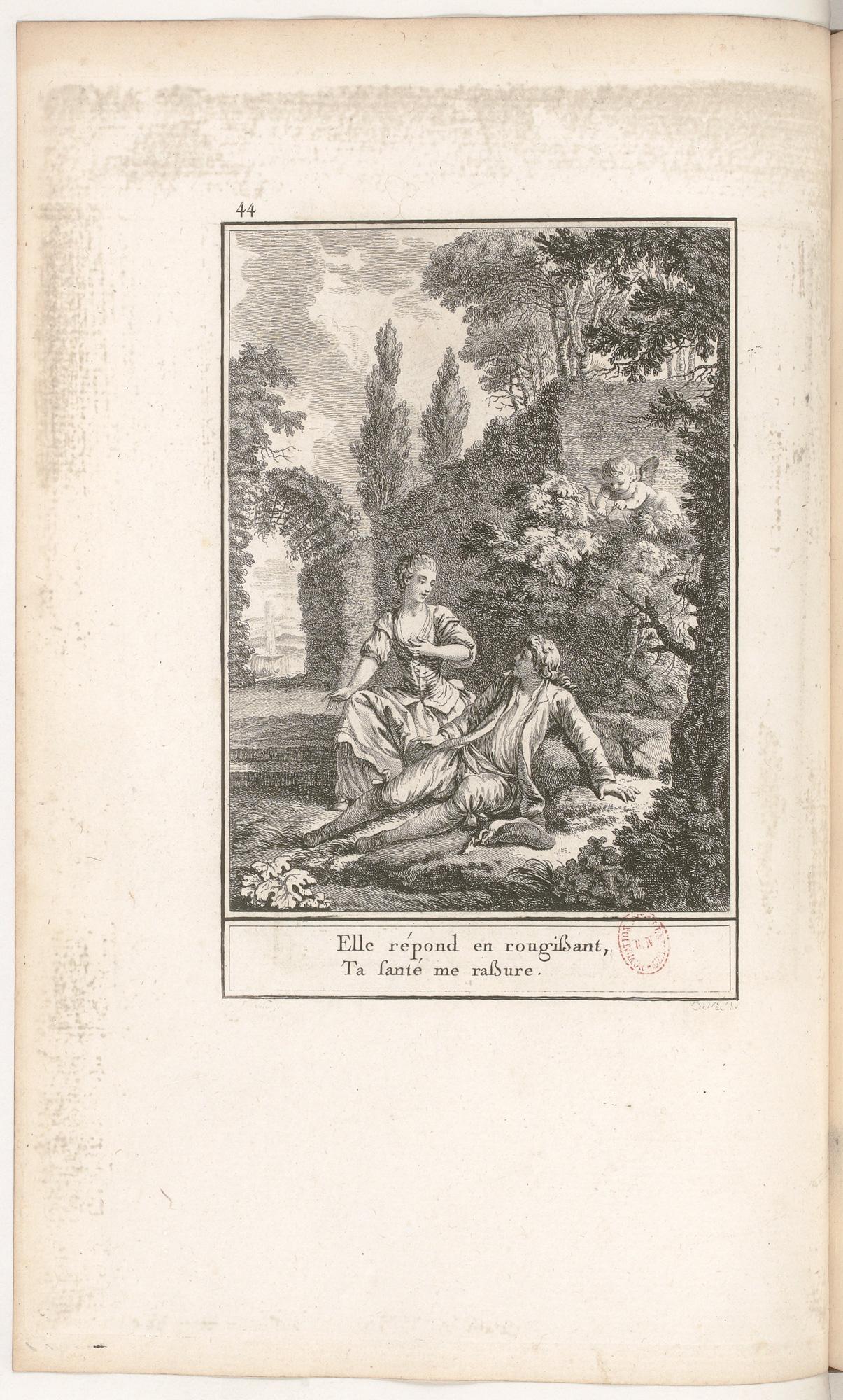 S.4.08 Les douces bléssures, 1772, Image
