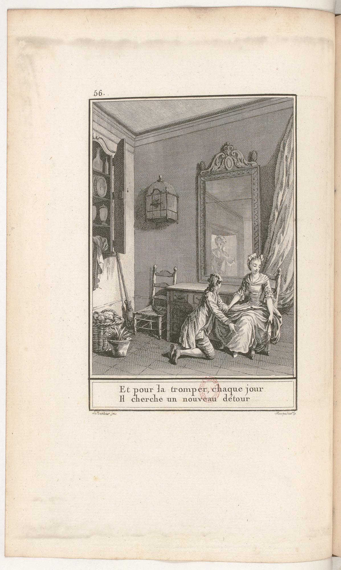 S.4.10 Les effets du bonheur, 1772, Image