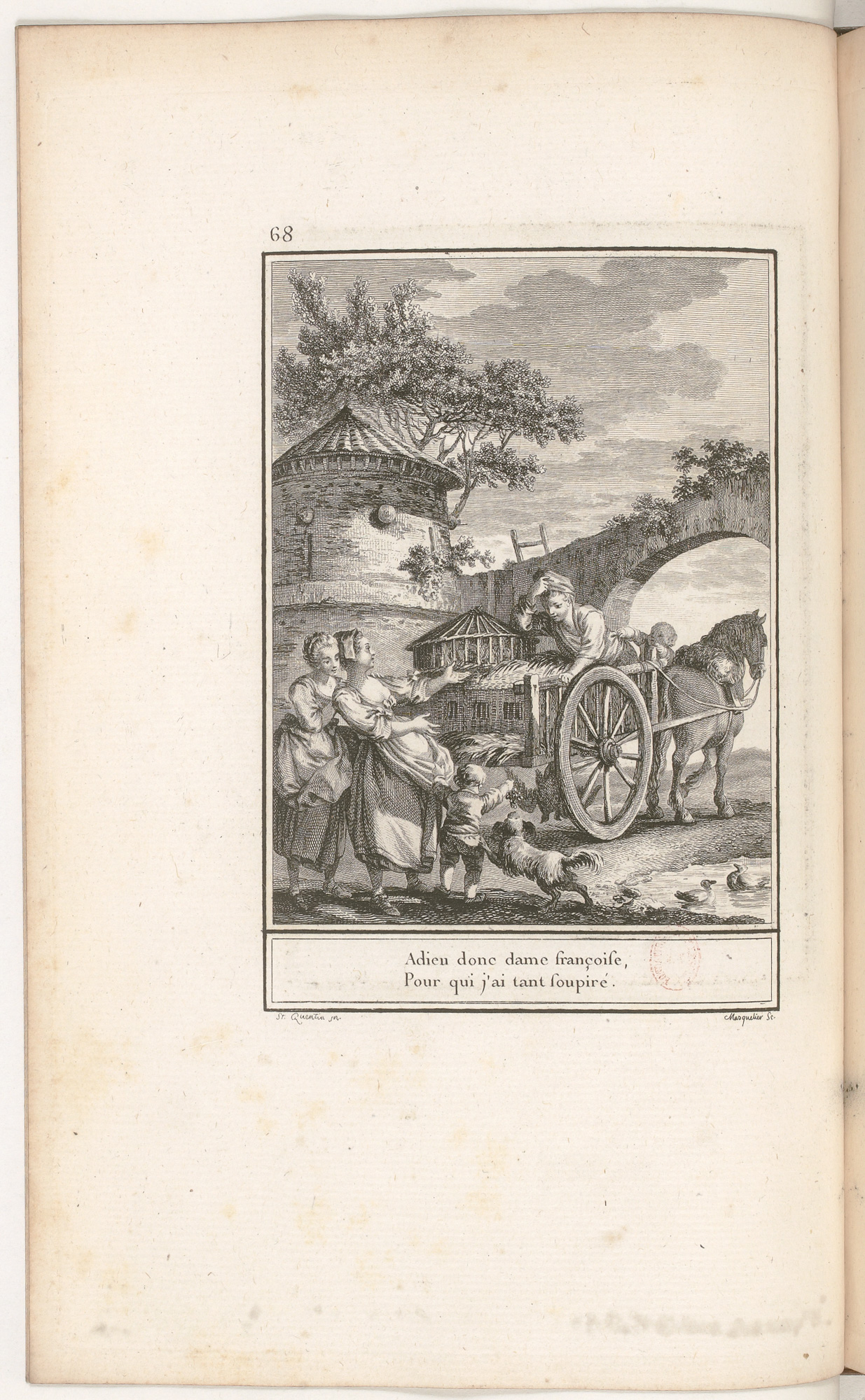 S.4.12 Dame françoise,1772, Image