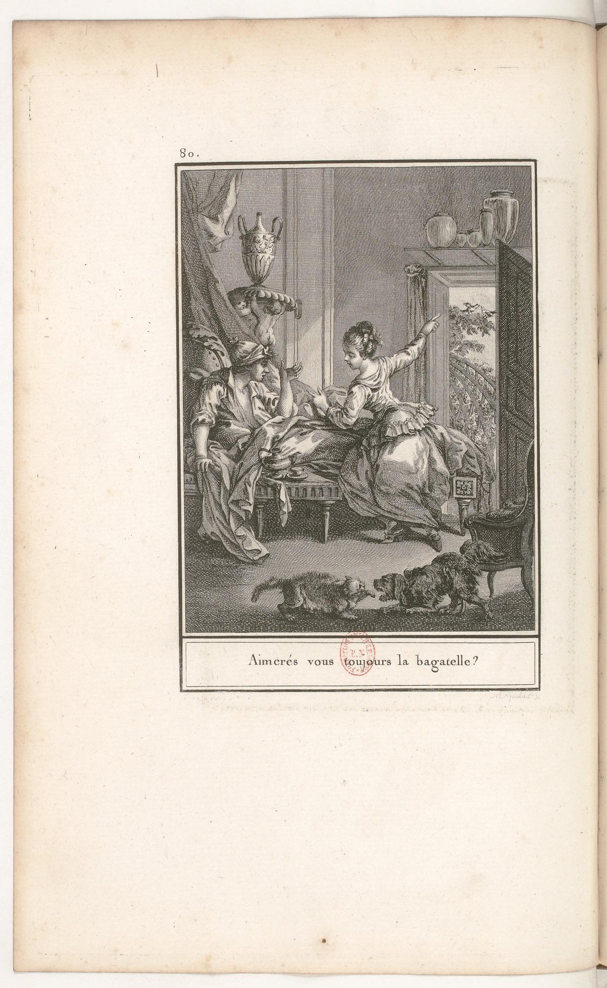 S.4.14 La bagatelle,1772, Image