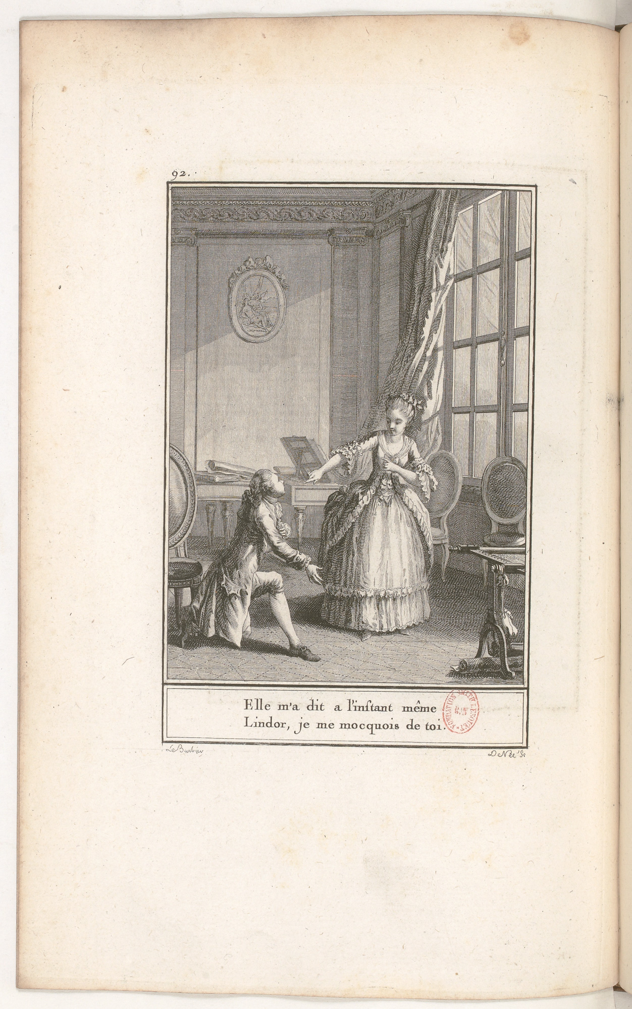S.4.16 La capricieuse,1772, Image
