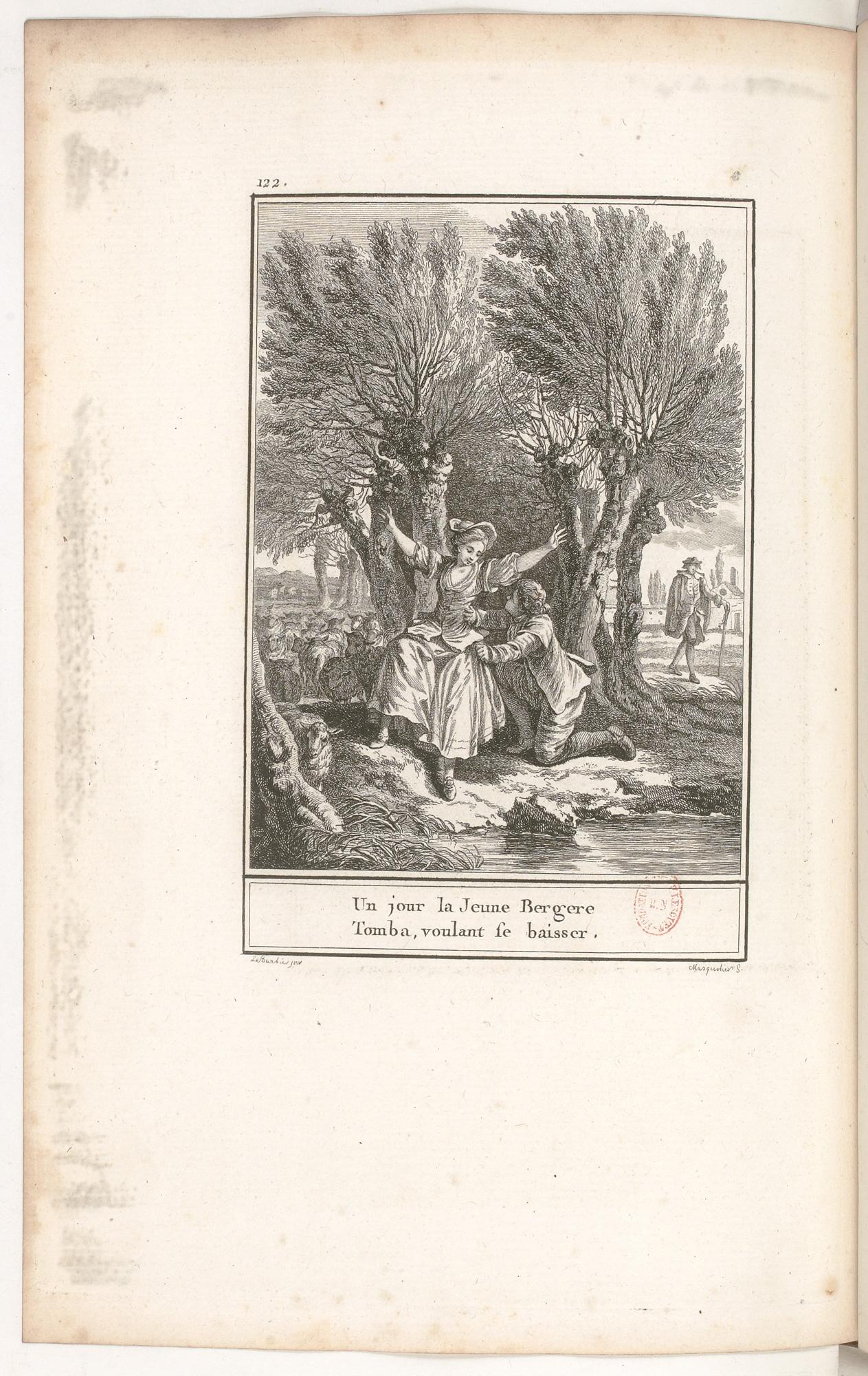 S.4.21 Le danger de tomber, 1772, Image